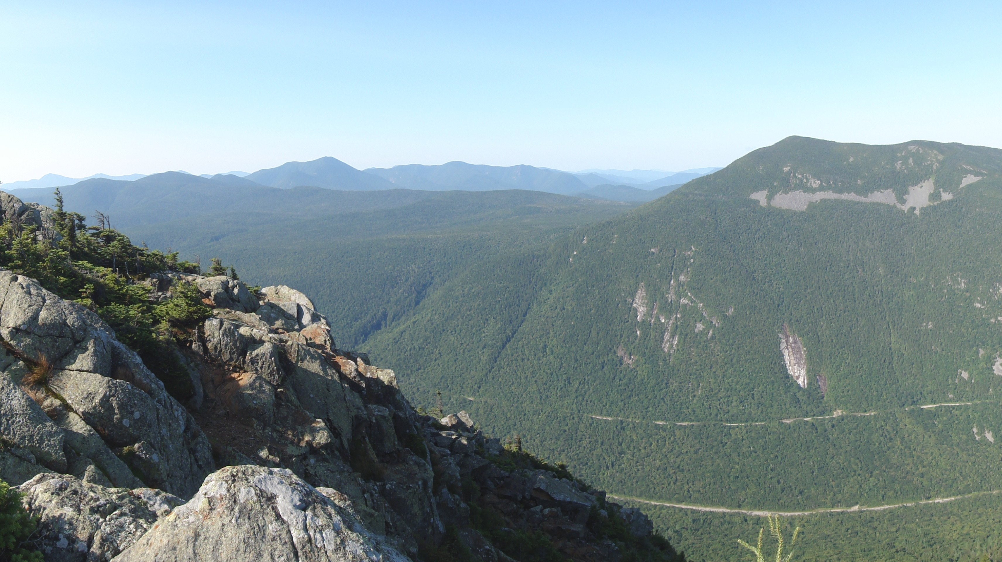 The Webster-Jackson Loop Hike – Another Highlight of Crawford Notch ...