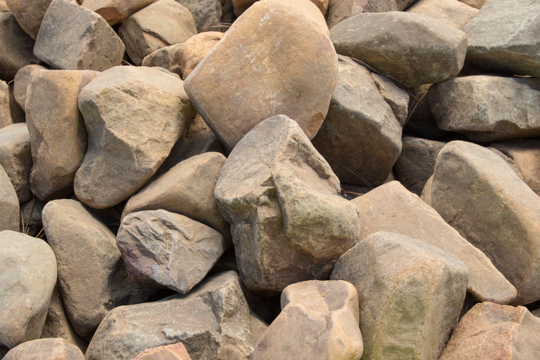 Brown Creek Rock & Boulders from Alpine Materials