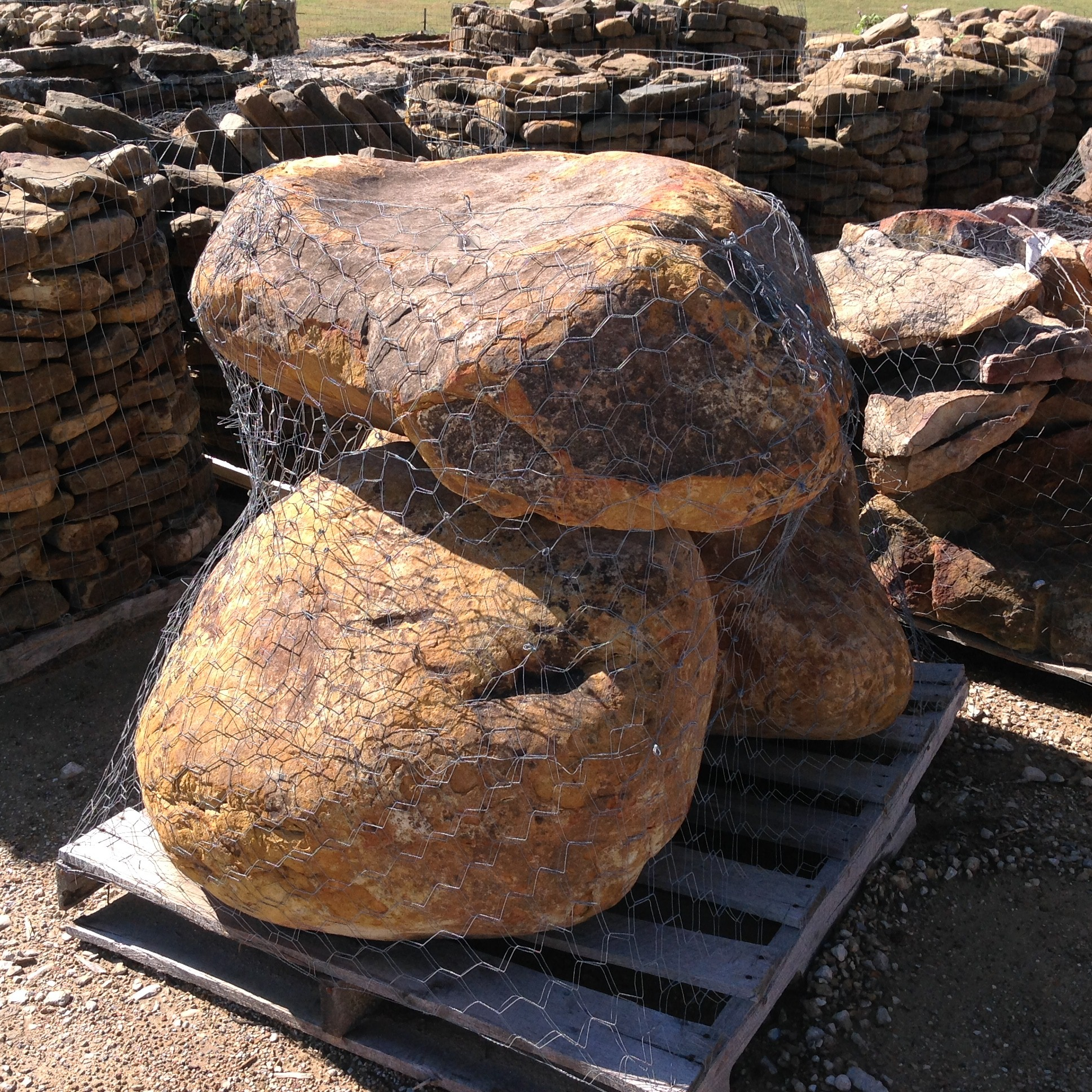 Boulders | Gravel | Riverrock | Mansfield, TX
