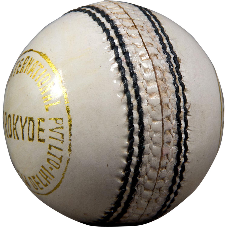 Cricket ball photo