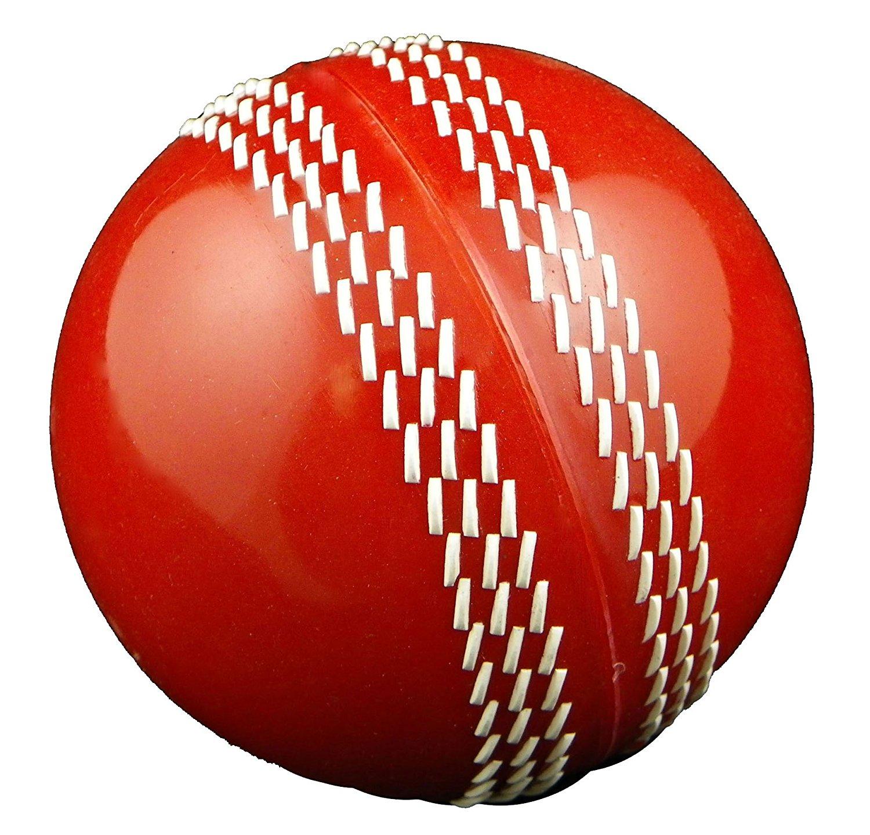 Opttiuuq Magikk Cricket Ball. Semi-Hard Rubber Outer. Solid Core ...
