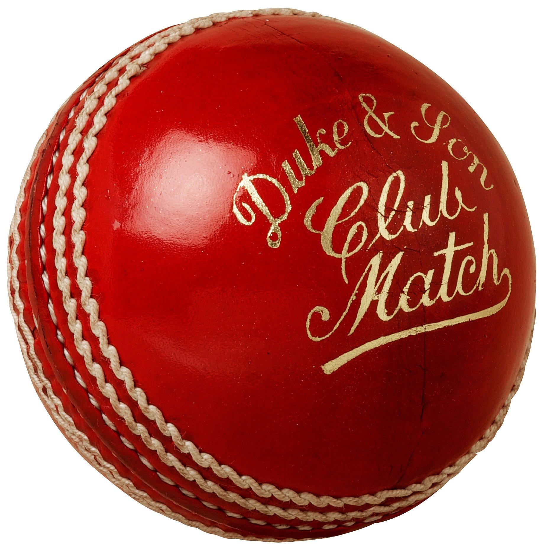 Dukes Club Match Cricket Ball - box of 6 – Ram Cricket