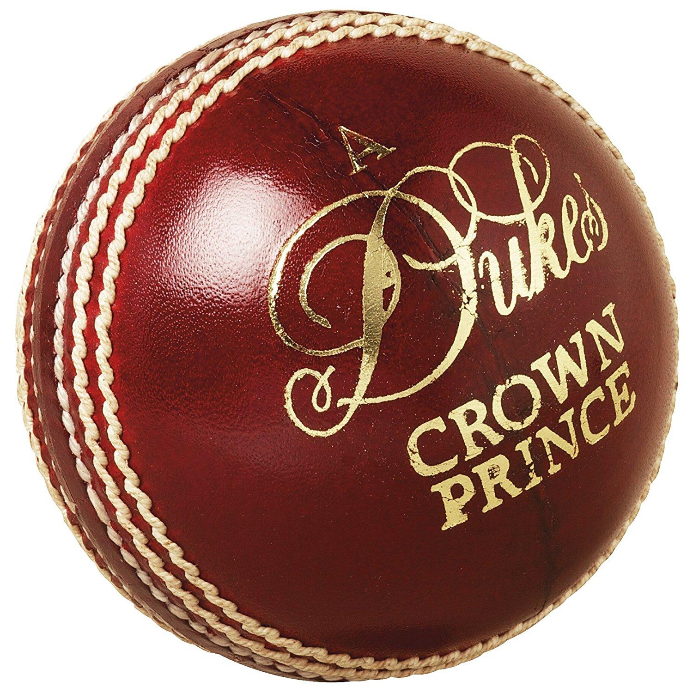 Dukes Cricket Ball Crown Prince
