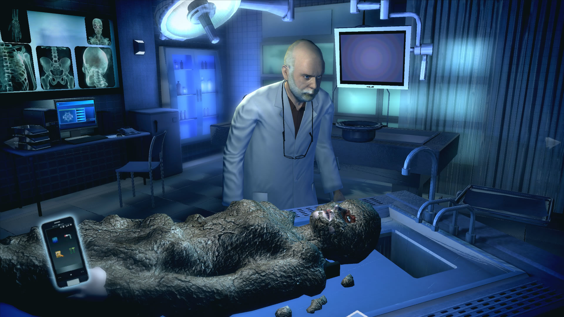 CSI: Crime Scene Investigation - Fatal Conspiracy Screenshots for ...