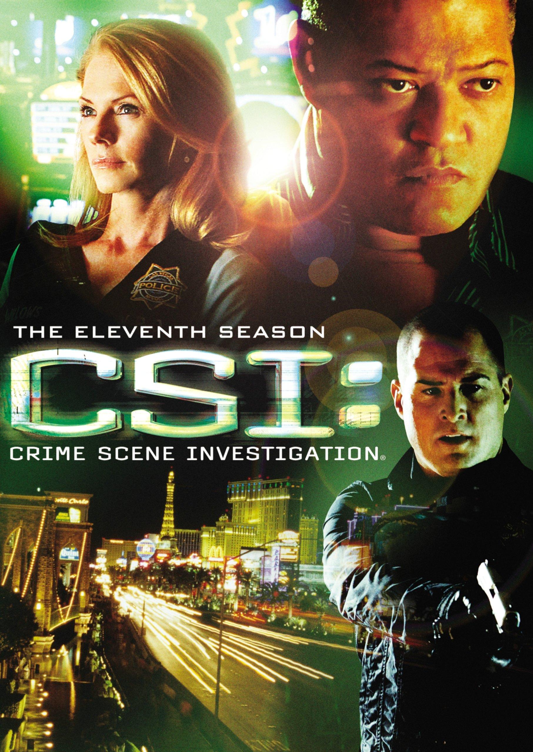 CSI Crime Scene Investigation DVD Release Date