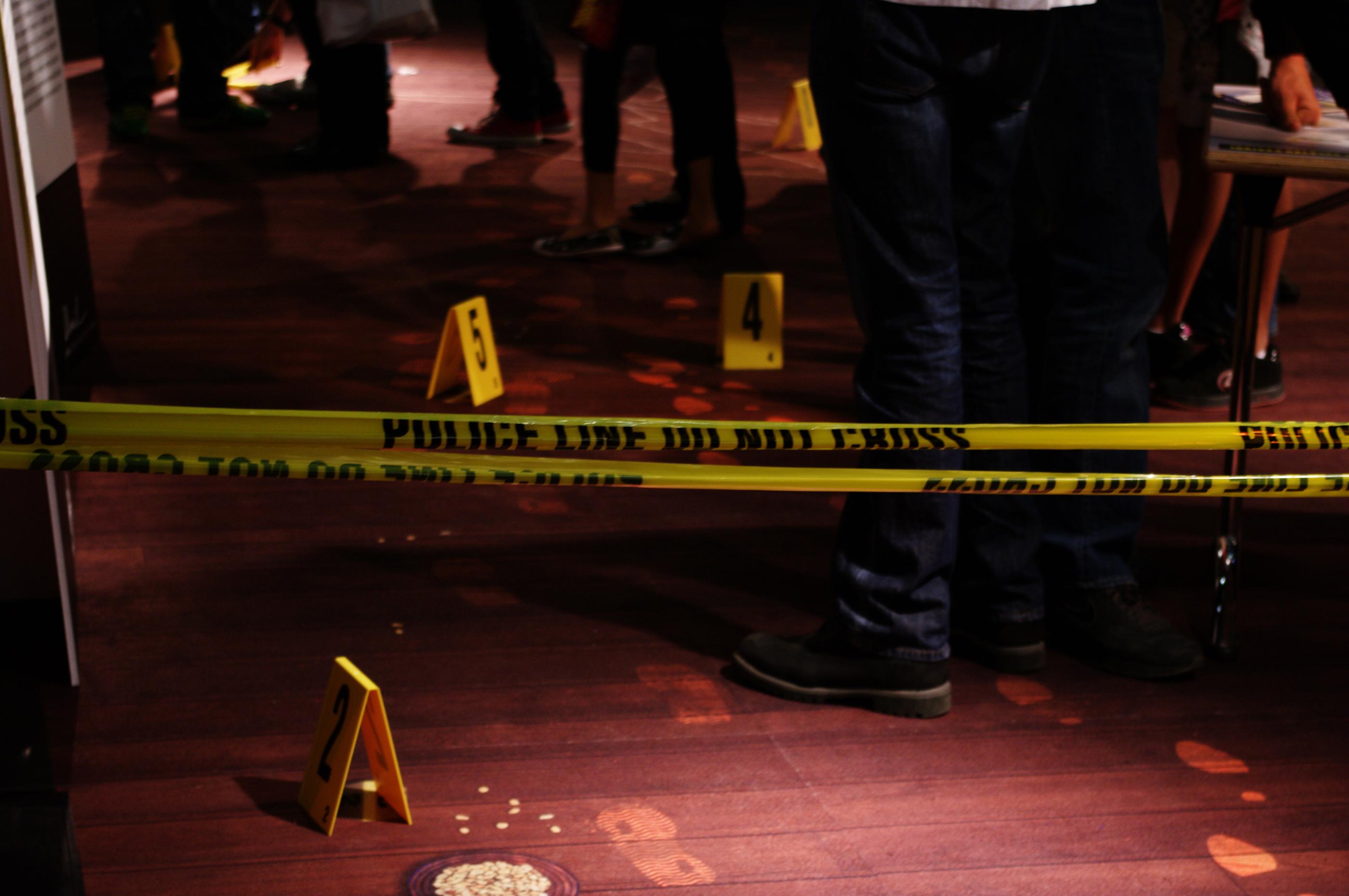 Crime scene investigation, Cops, Mort, Victim, Scene, HQ Photo