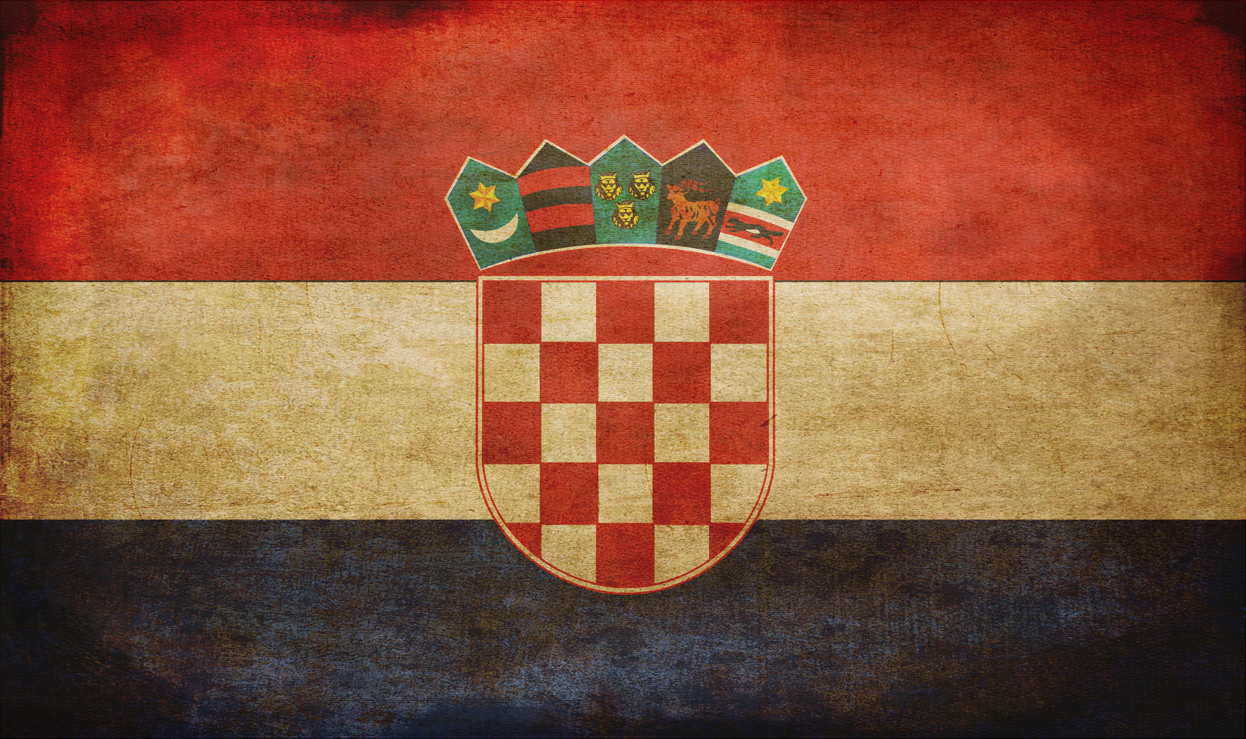 Croatia - Grunge by tonemapped on DeviantArt