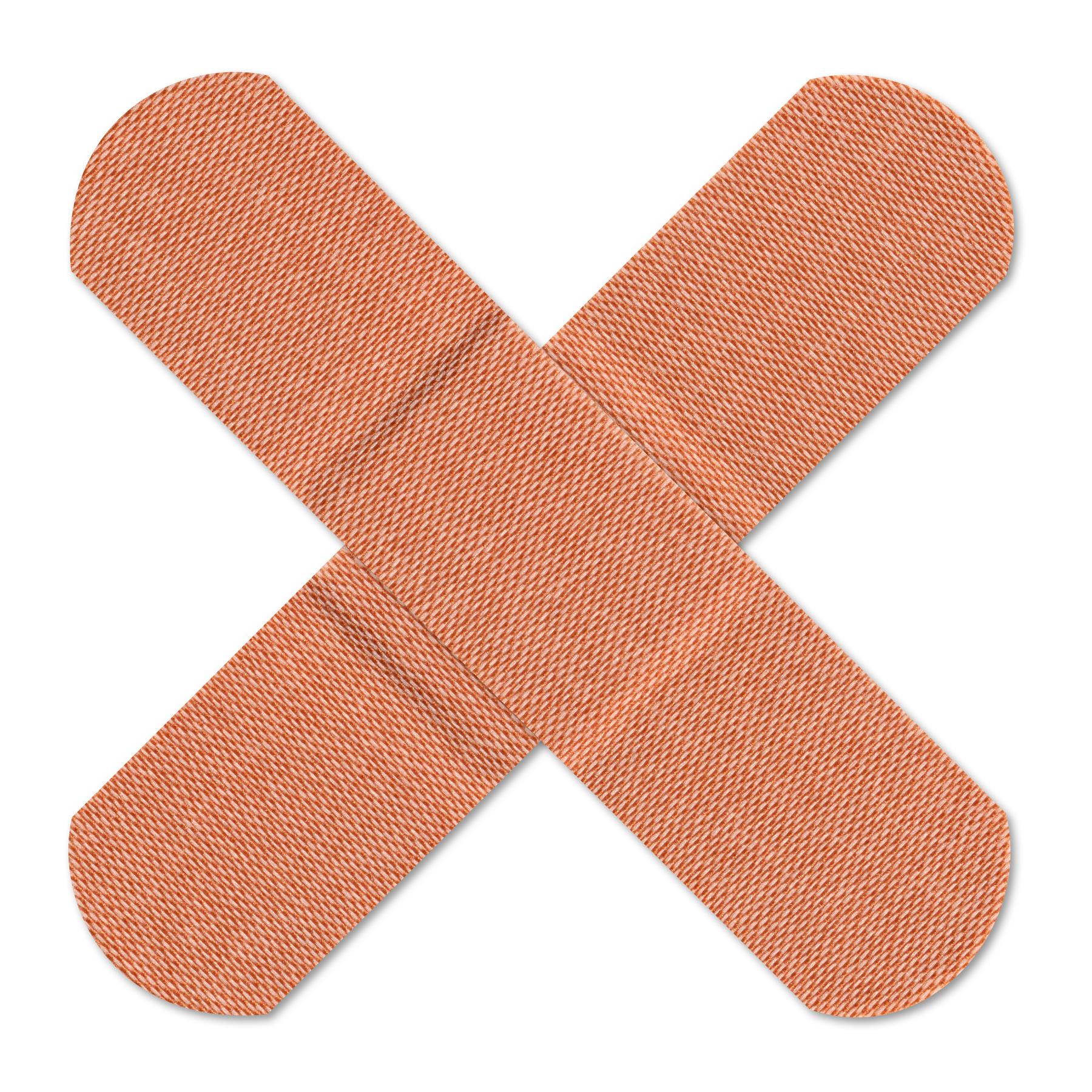 Cross Bandages