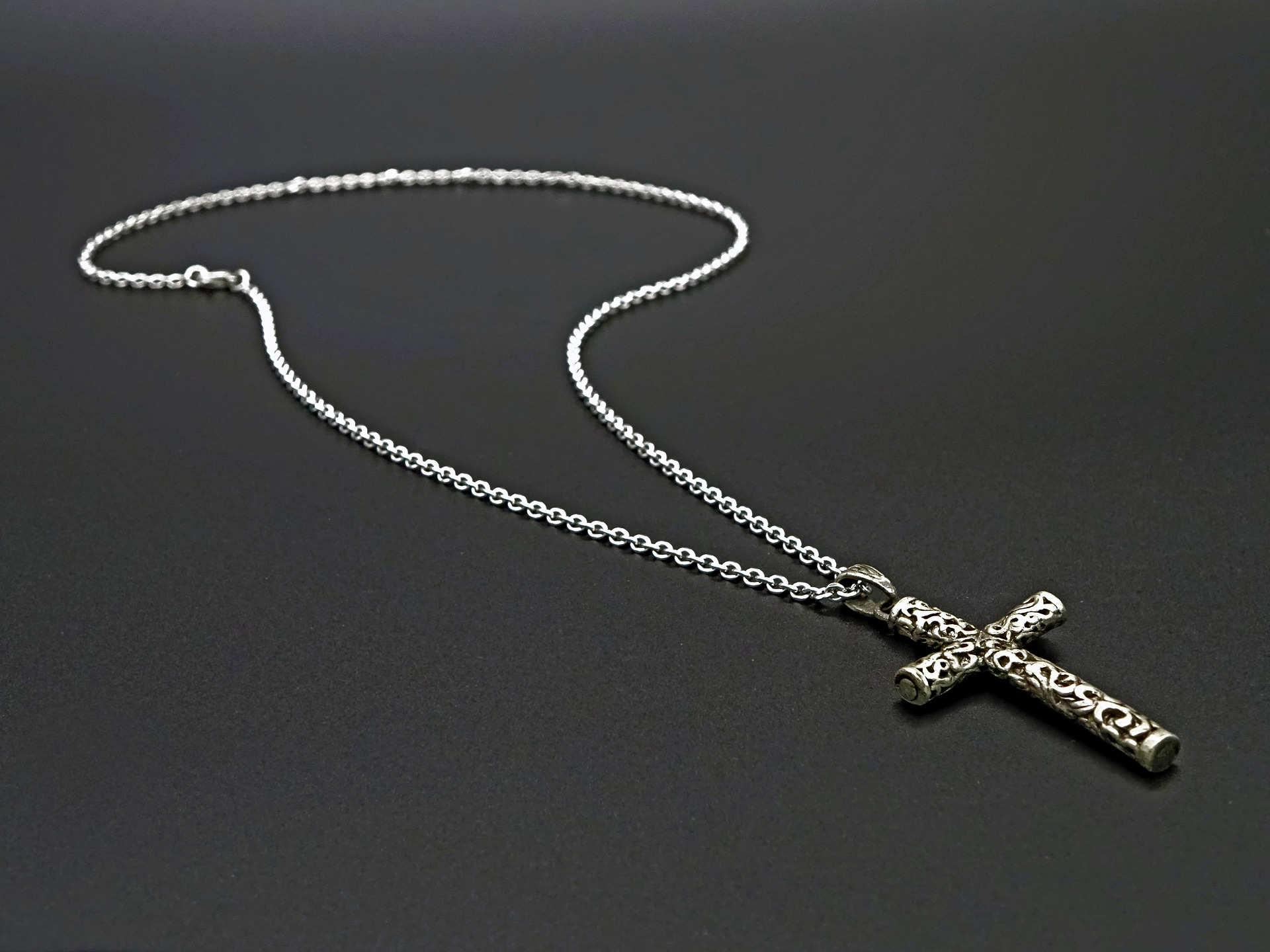 Cross chain photo