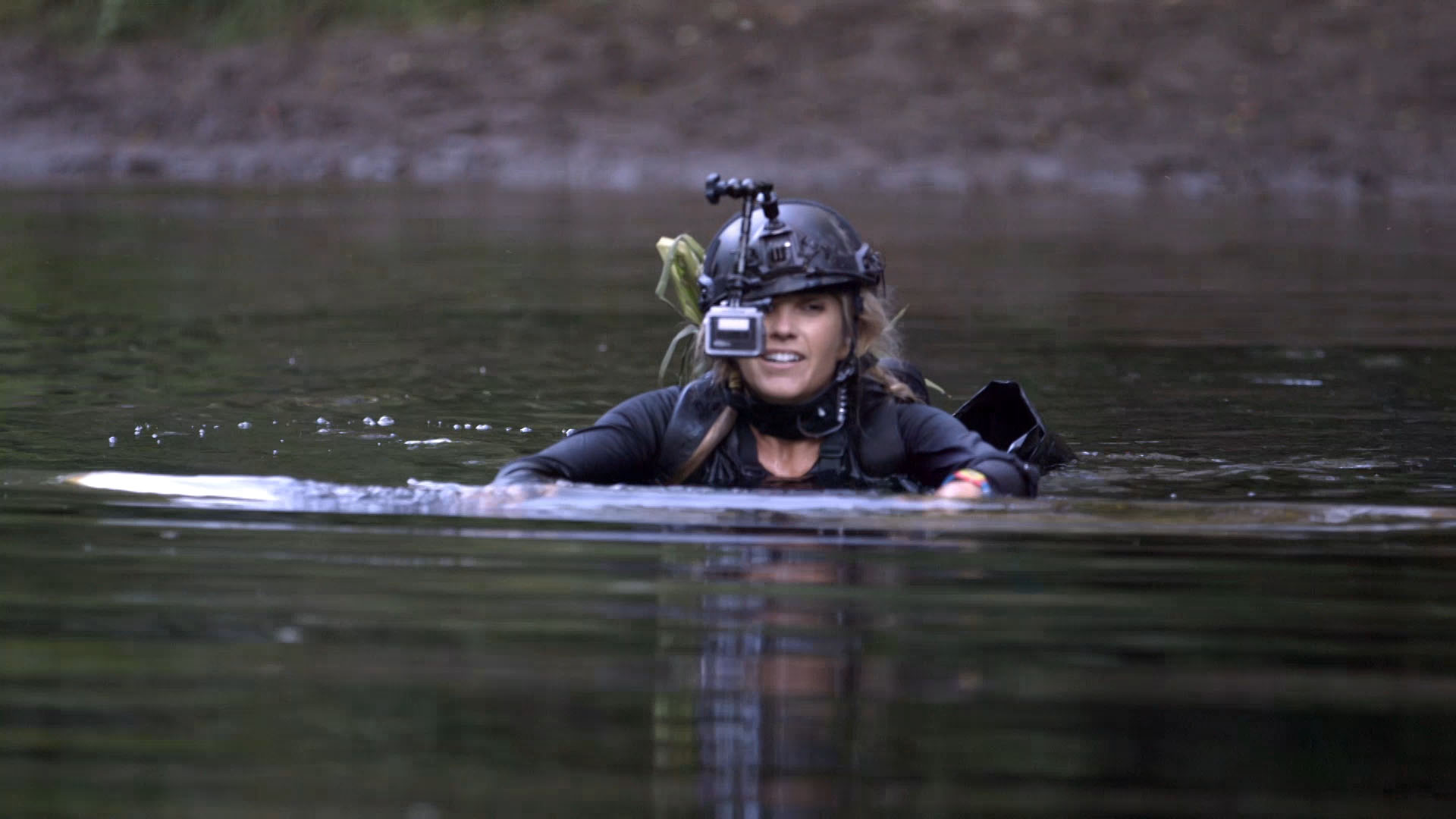 Cross the River - Remote Survival Video - National Geographic Channel