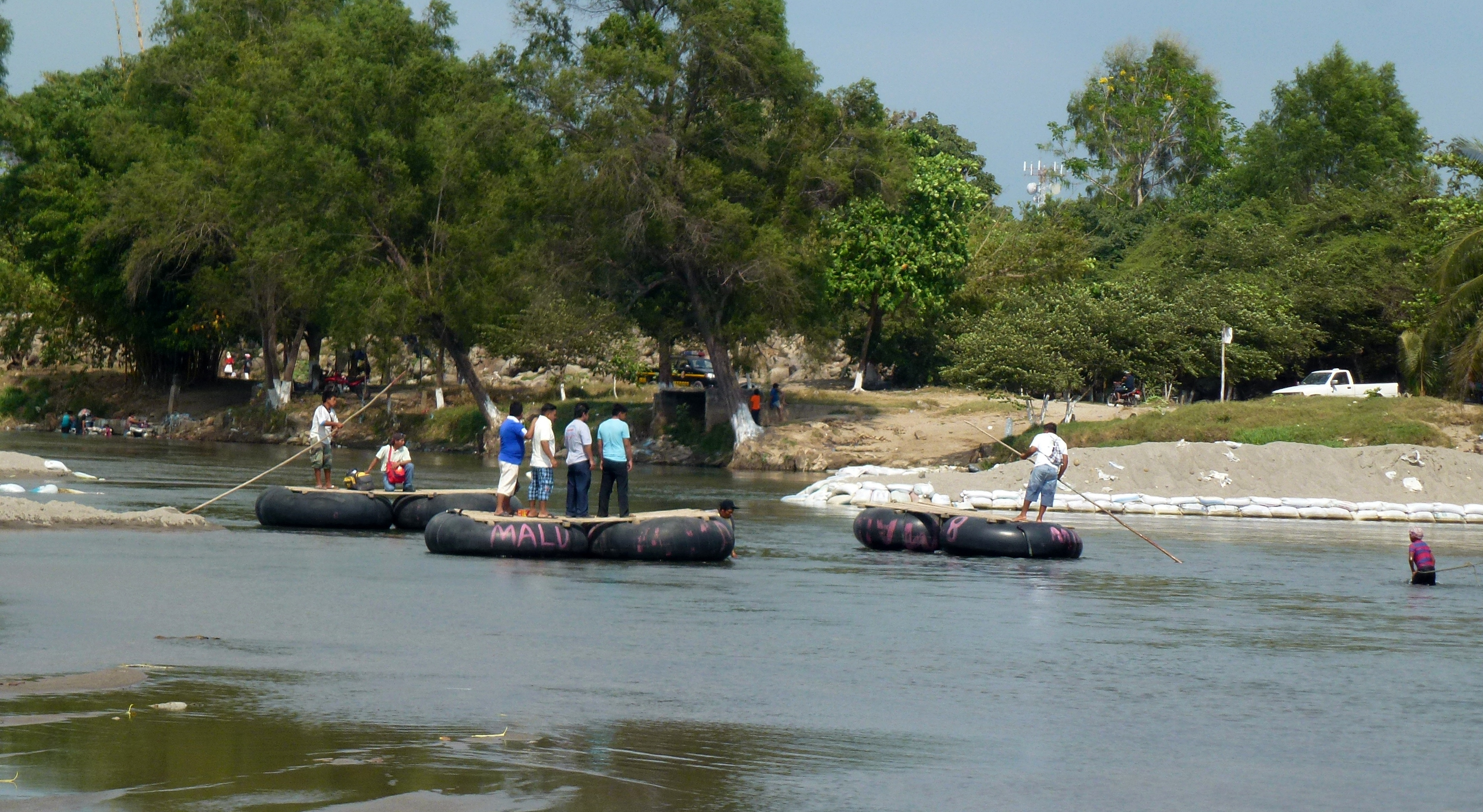 Mexico's Other Border: Security, Migration, and the Humanitarian ...