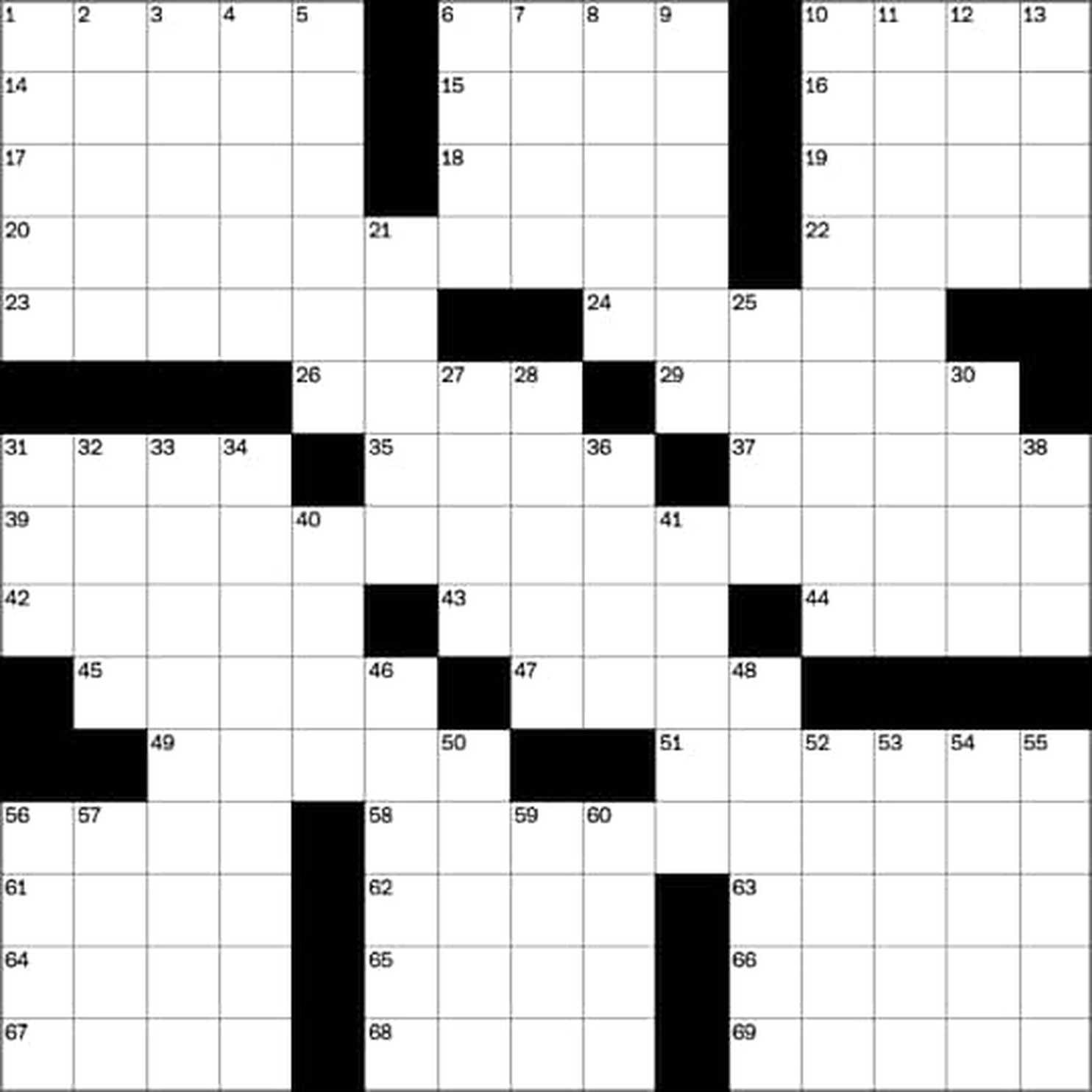 Crossworsd puzzle photo