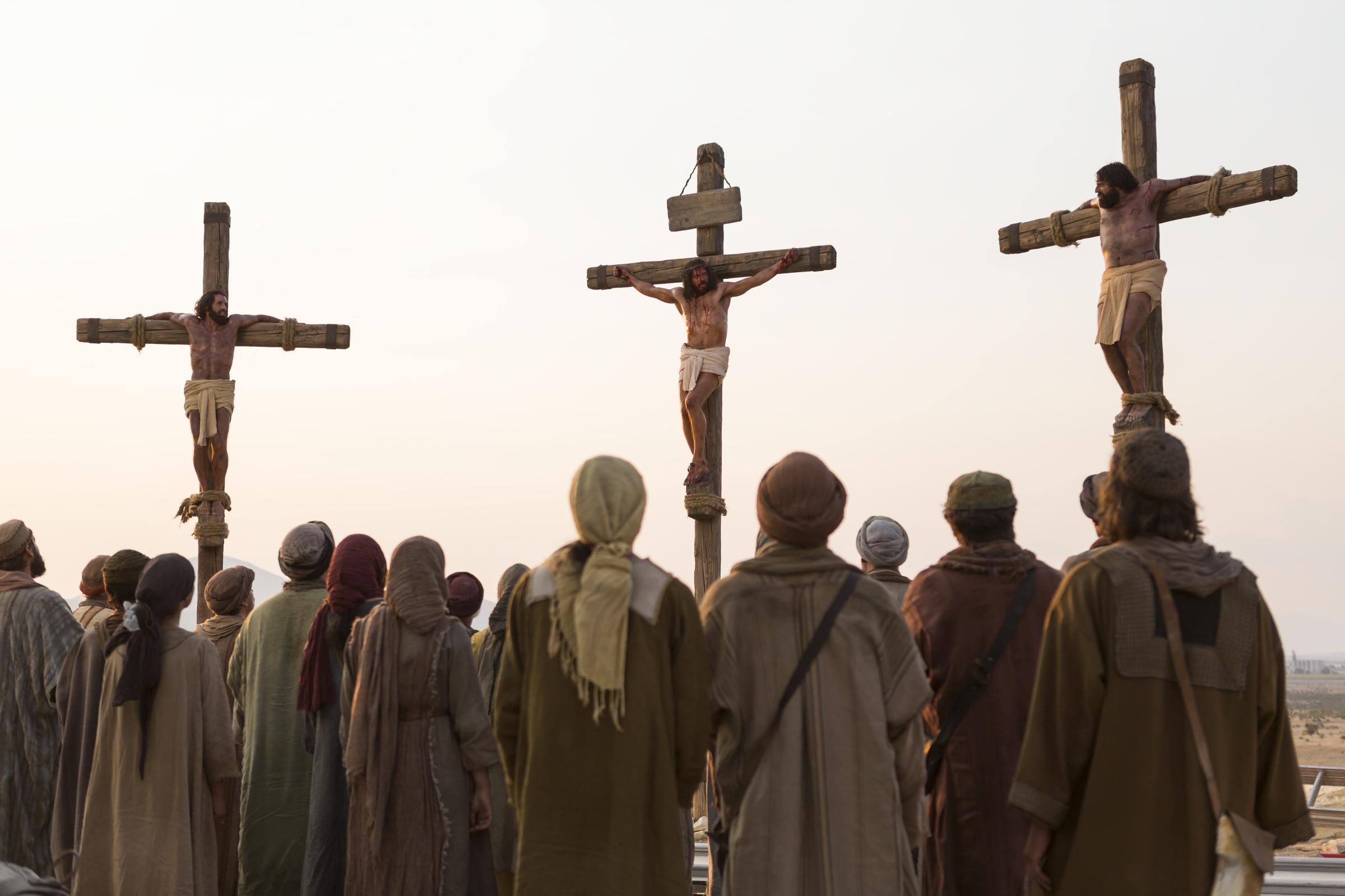 Crucified photo