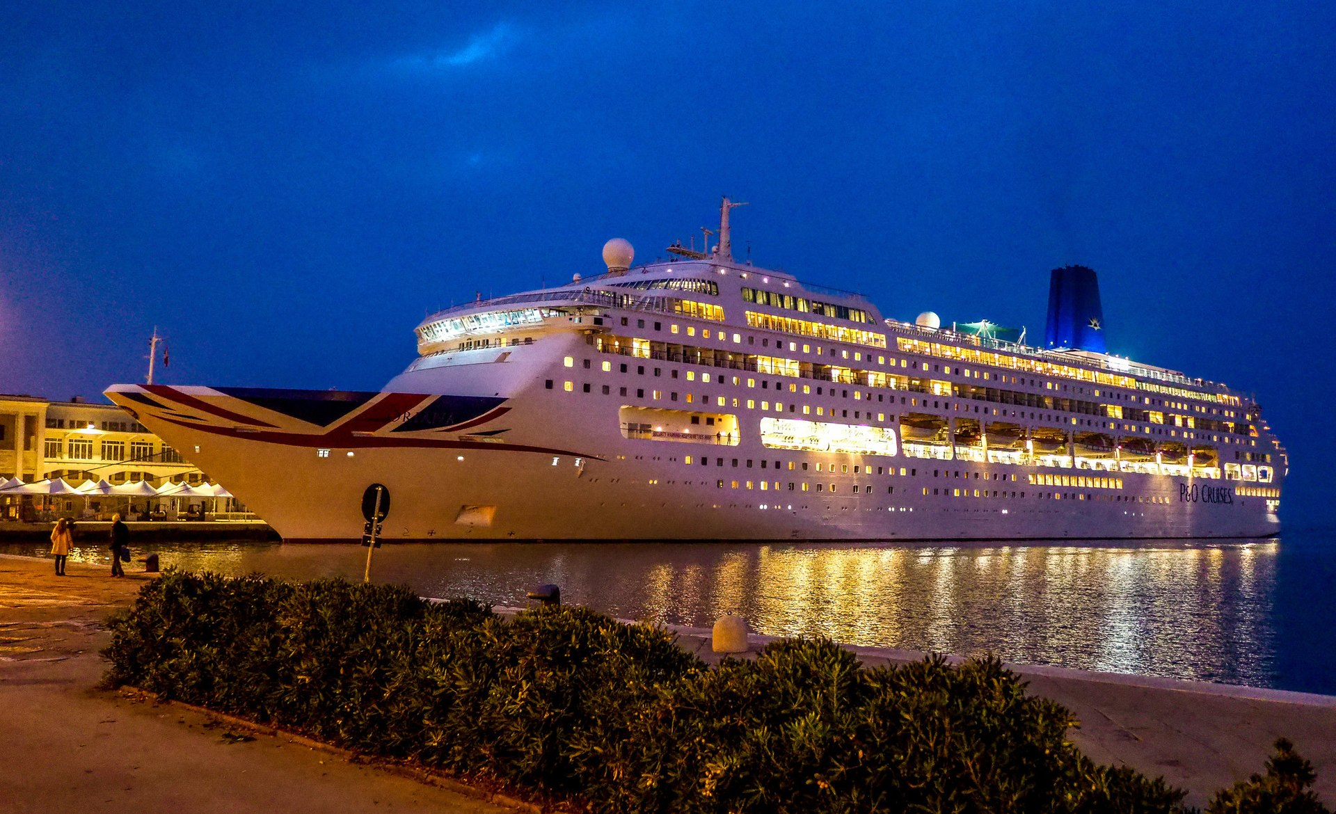 P&O Cancels Oriana Cruise in January 2018 : Cruise Law News