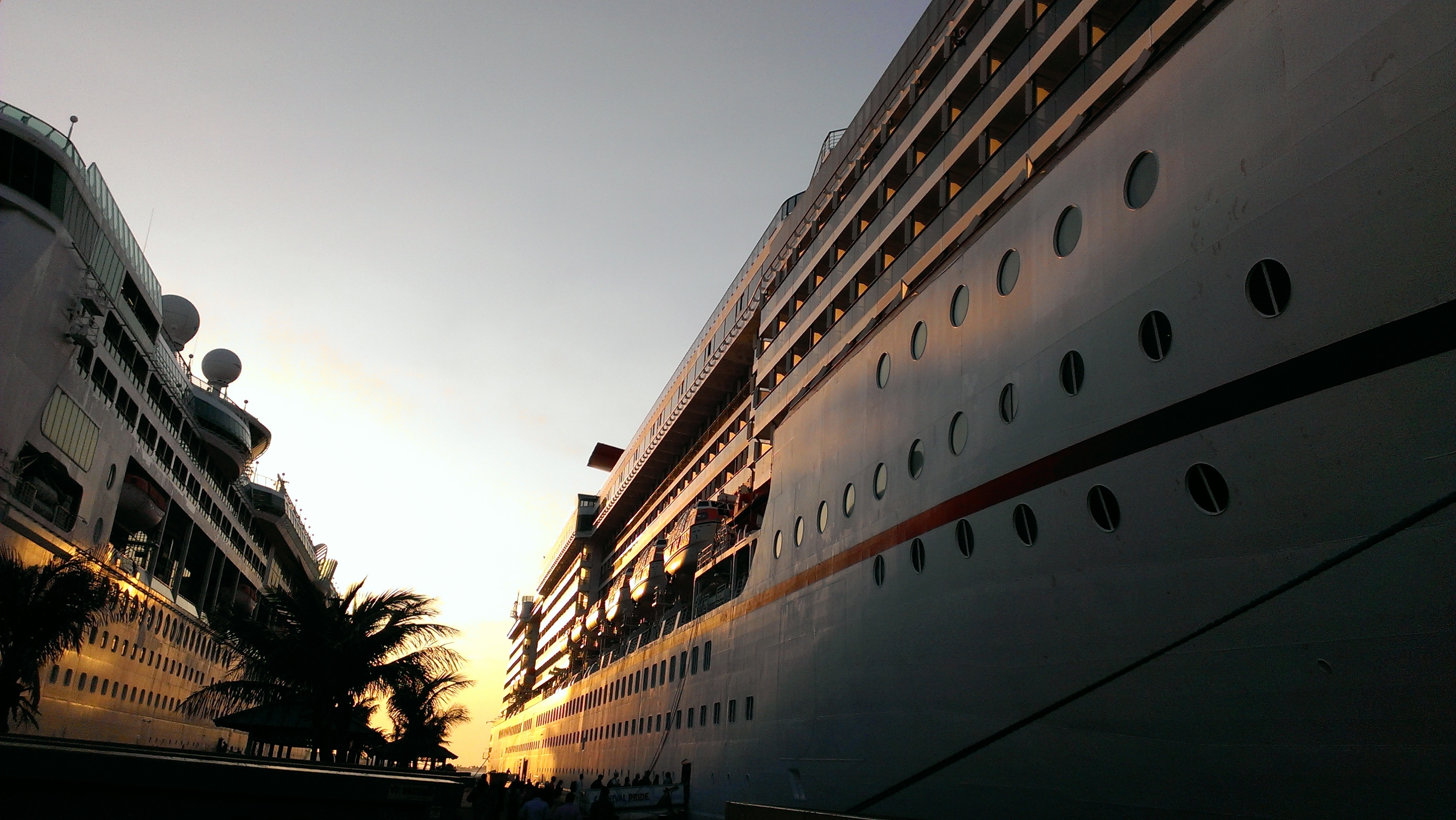Cruise, Boat, Giant, Port, Ship, HQ Photo