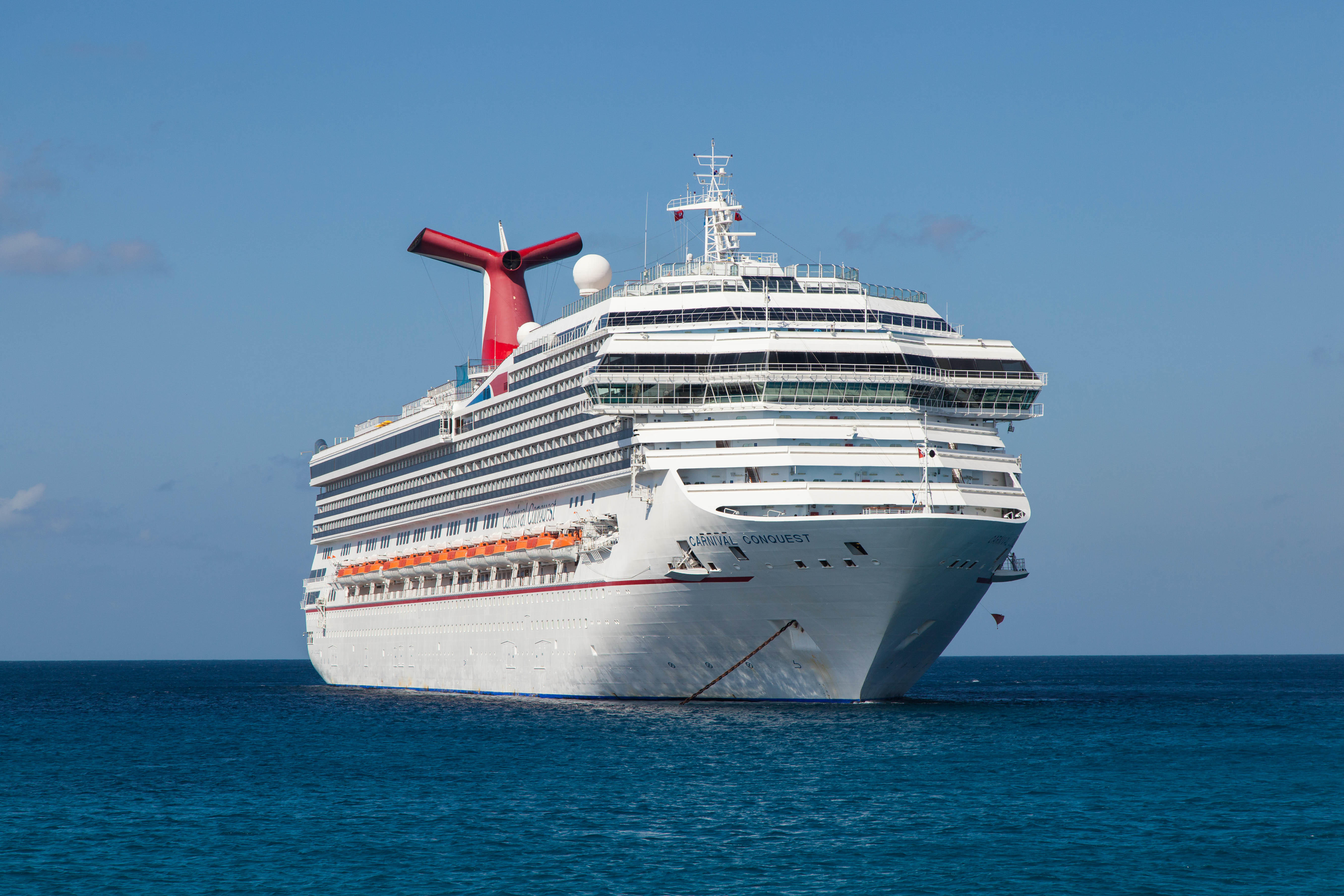 Victoria Cruise Ship As Well Carnival Conquest Or Key West And ...