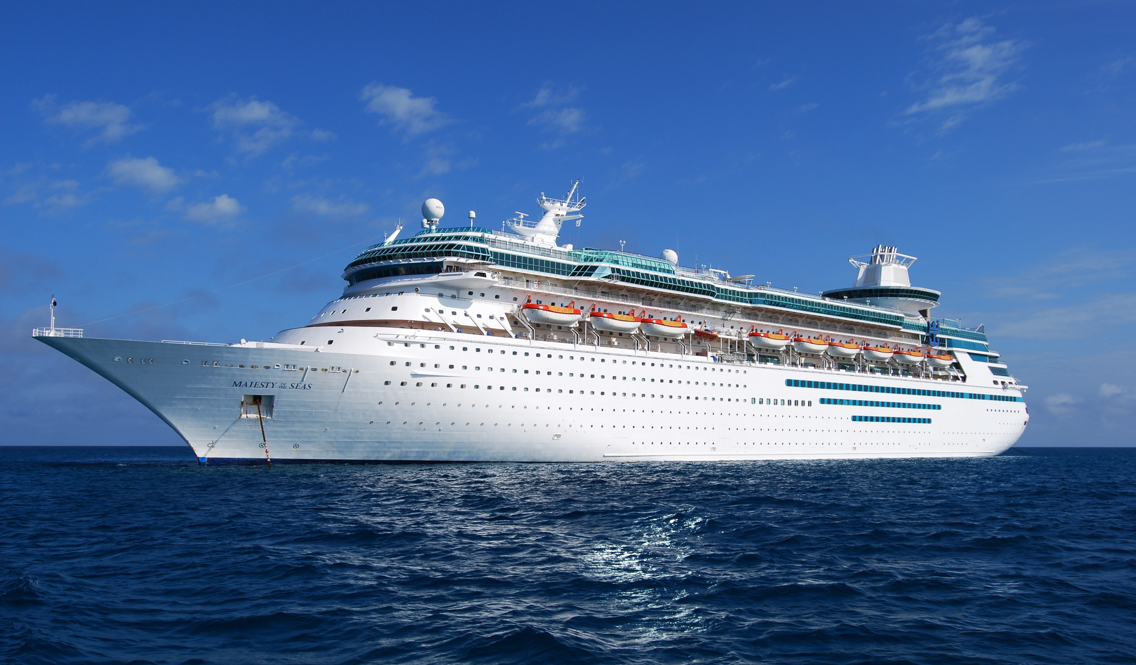 Cruise Ships - Custom security system in South Florida | Commercial ...