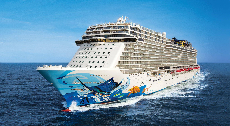 Norwegian Escape Cruise Ship Profile and Photo Tour