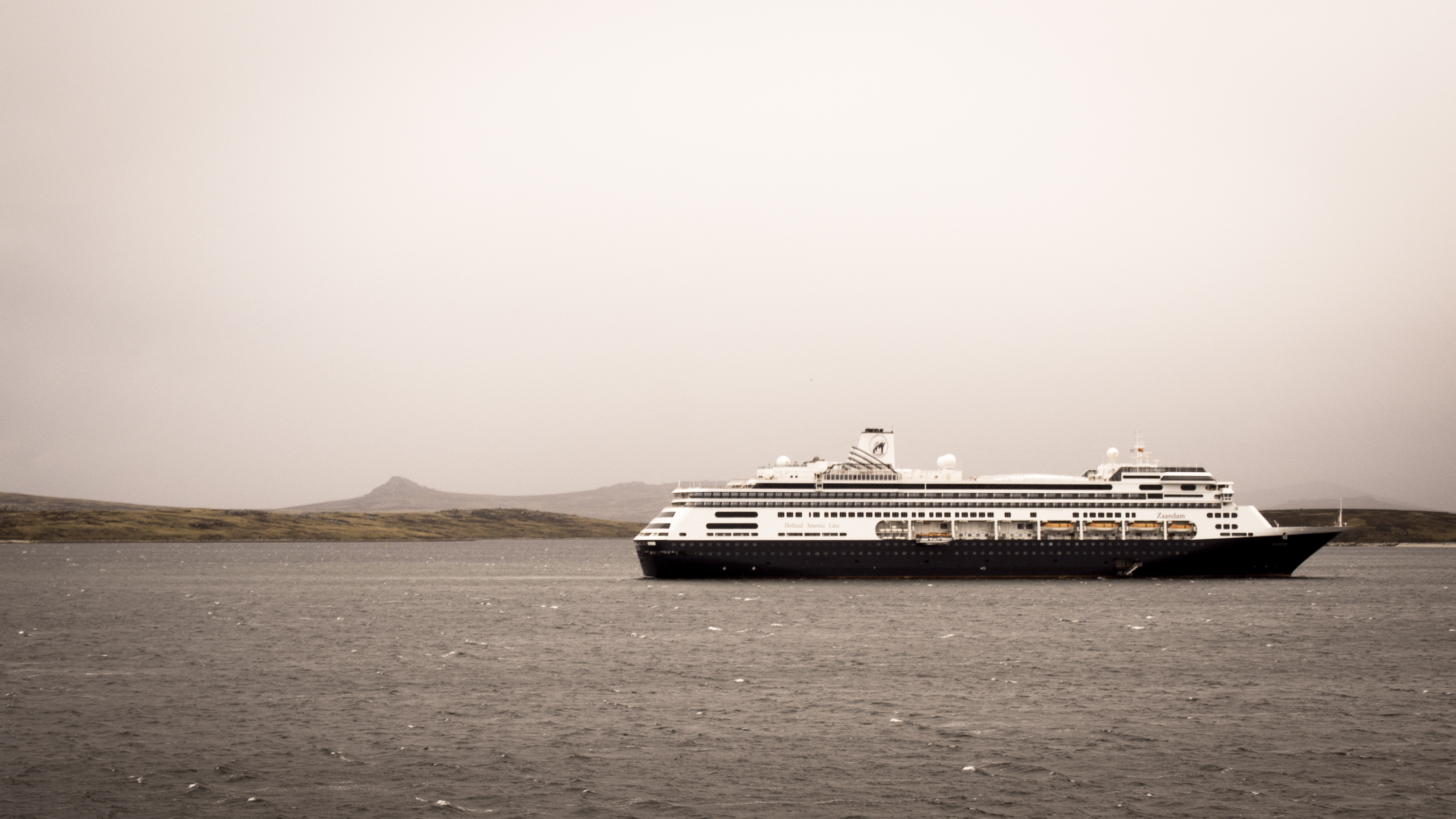 Cruise ship, Azure, Travel, Ship, Sky, HQ Photo