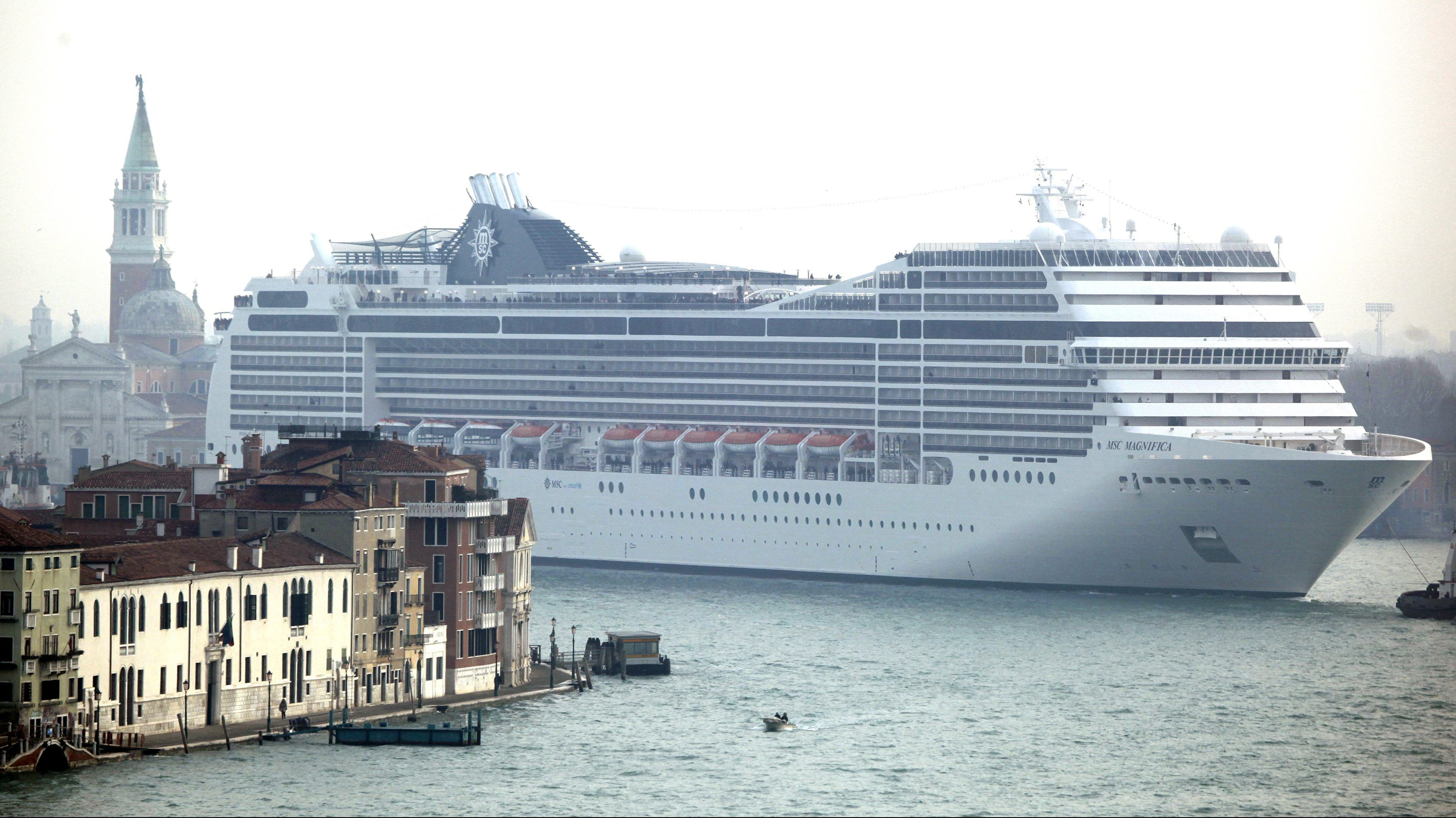 Venice's cruise ship ban: Will it solve its tourism and ecosystem ...