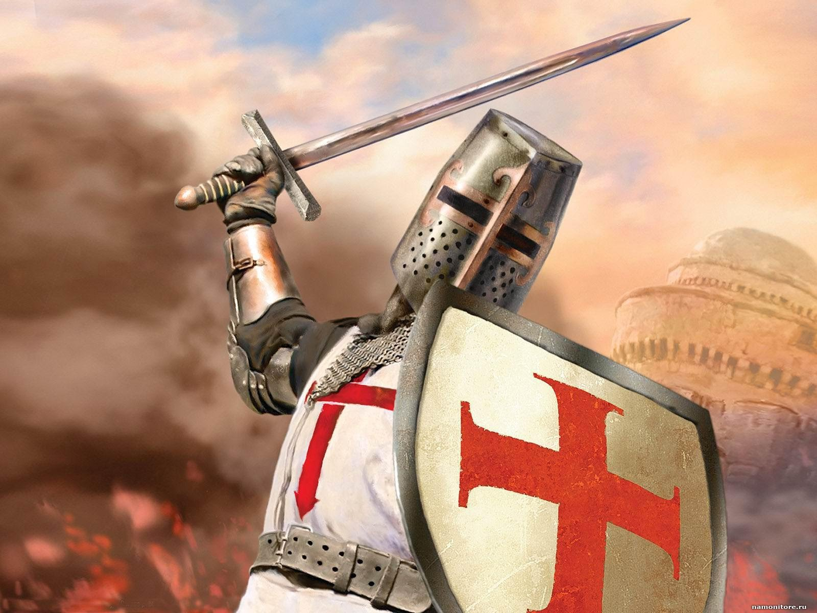 Crusaders -The first Crusade Documentary - War in the name of Cross ...