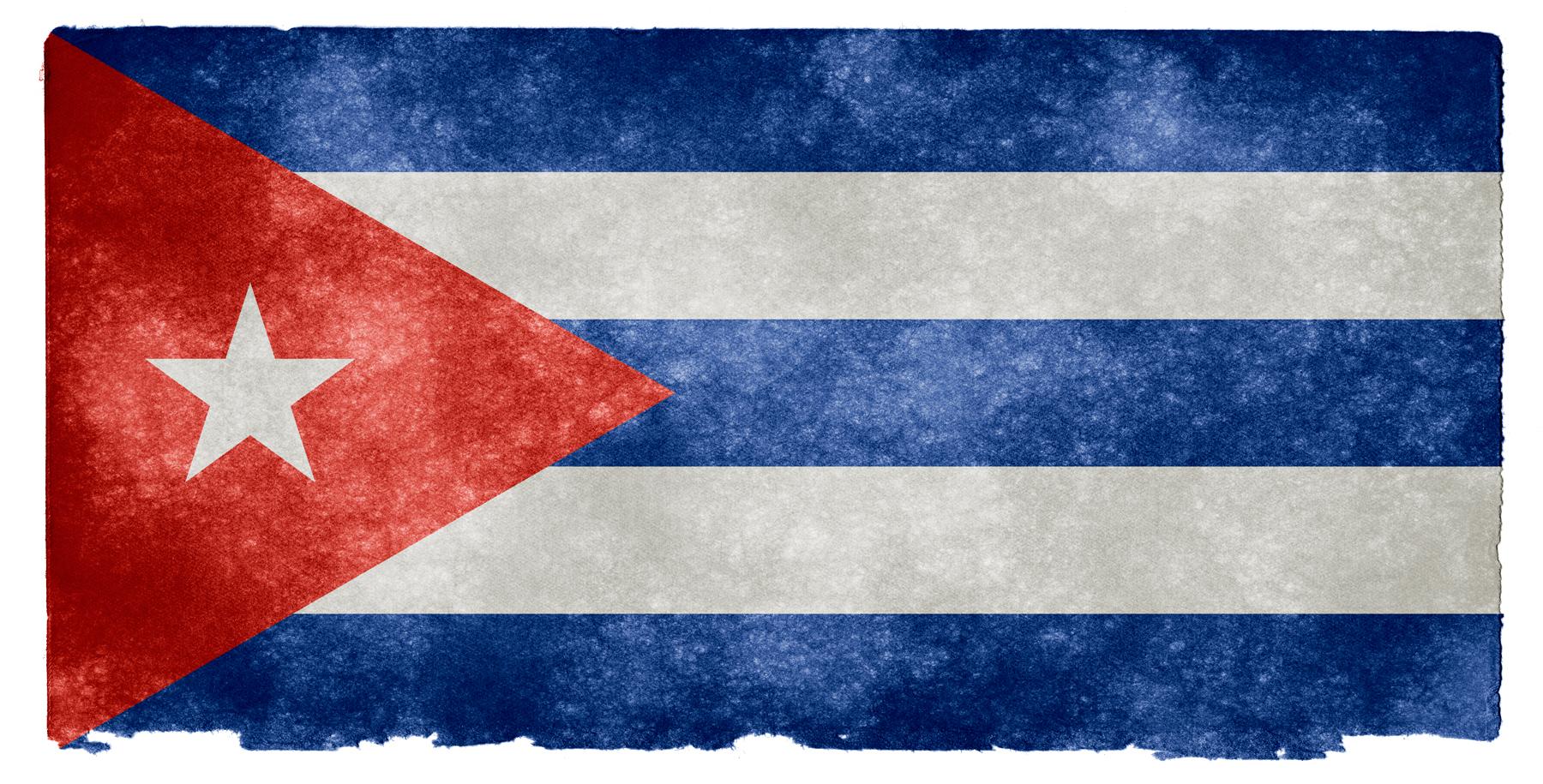 Cuba Grunge Flag, Aged, Retro, National, Old, HQ Photo