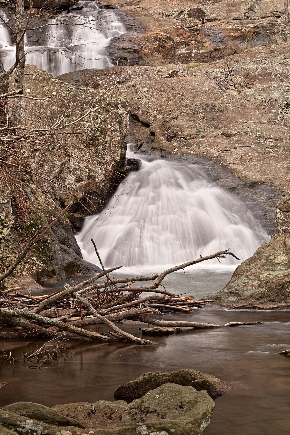 Cunningham falls - hdr photo