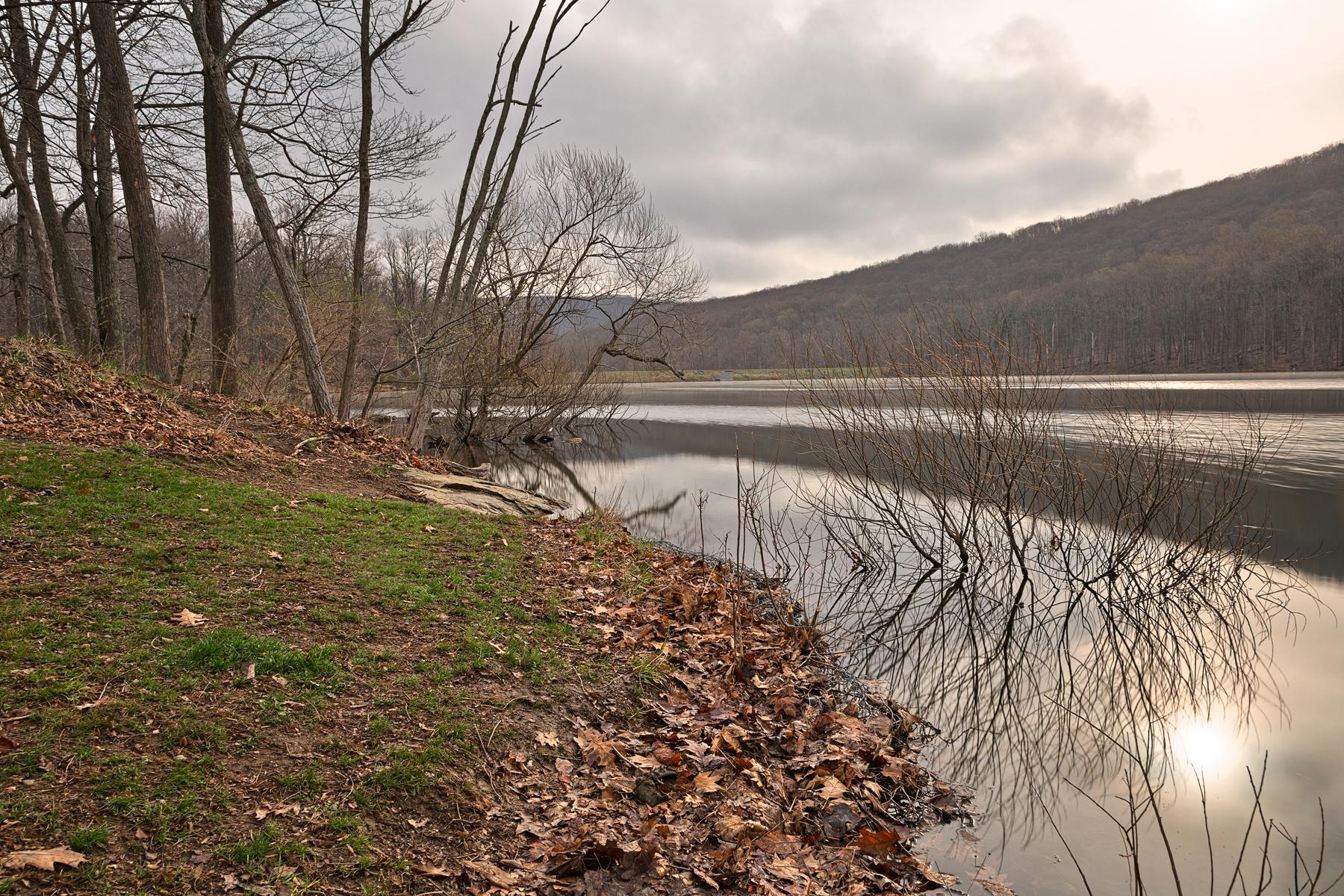 Cunningham lake - hdr photo
