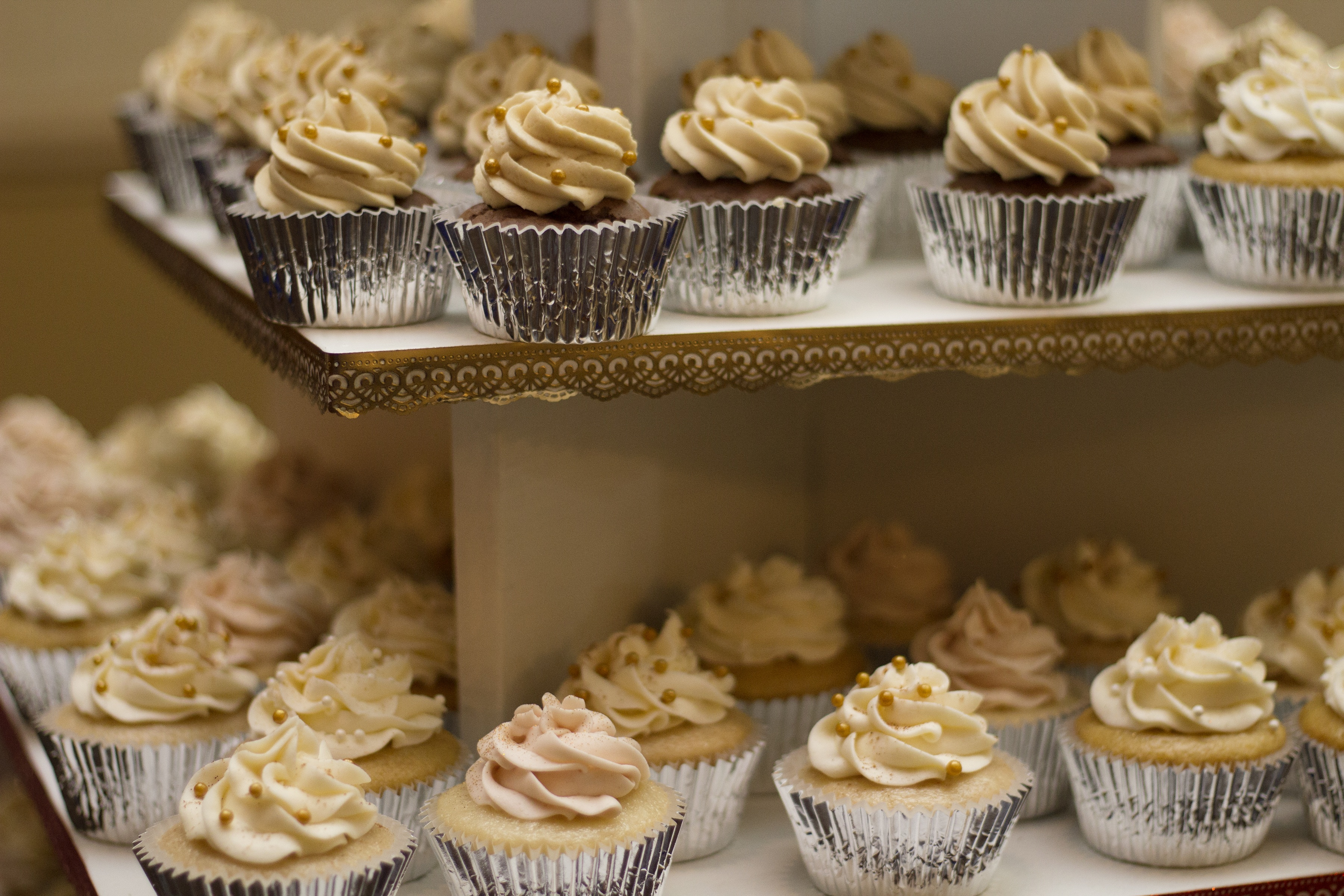 Cup cake photo