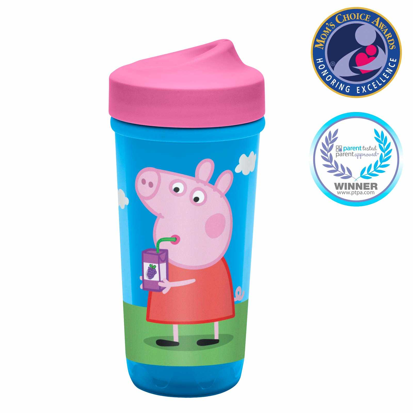 BPA Free Sippy Cups for sale | Peppa Pig | Zak! Toddlerific