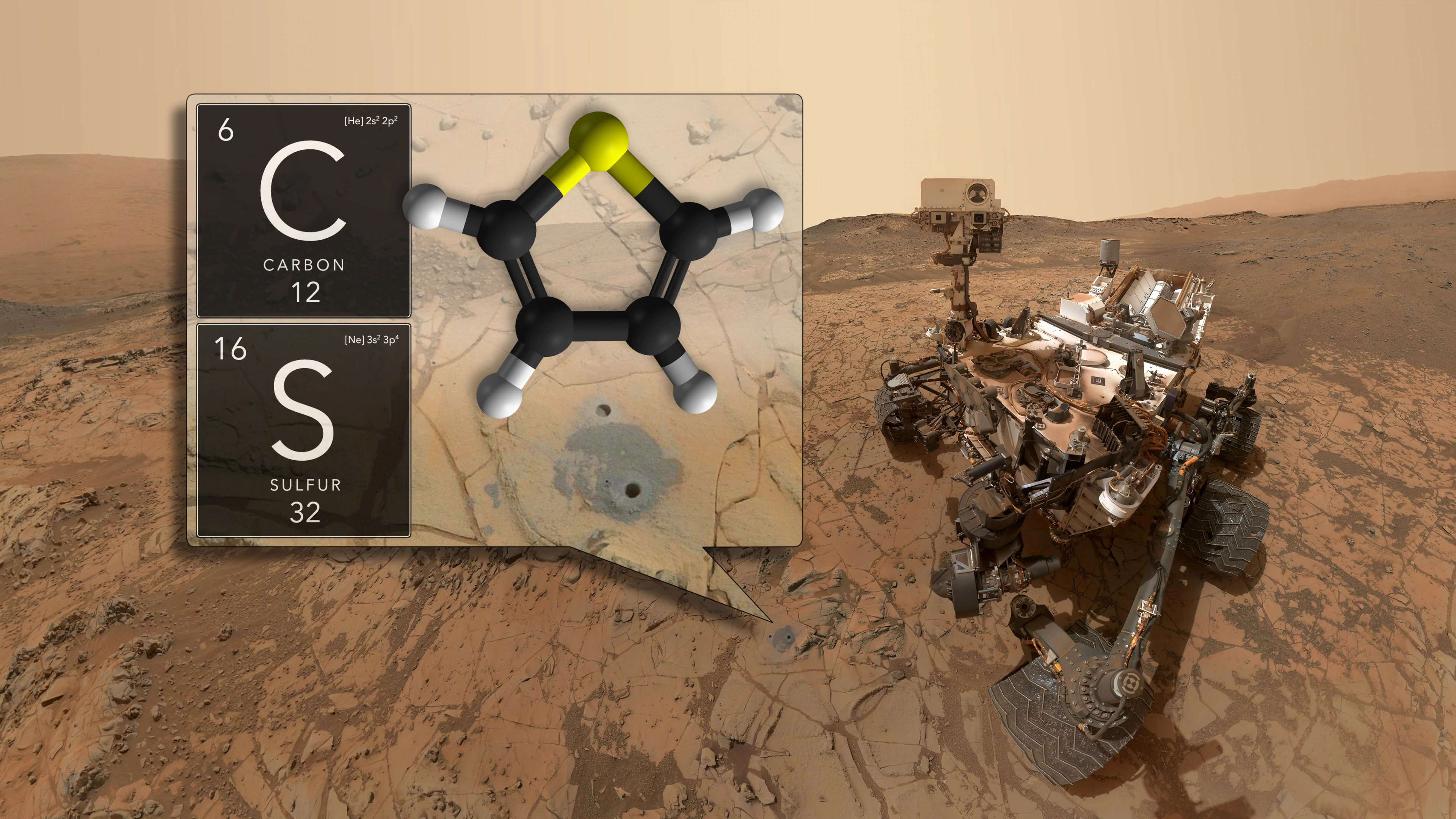 NASA's Curiosity rover finds organic molecules on Mars | FOX2now.com