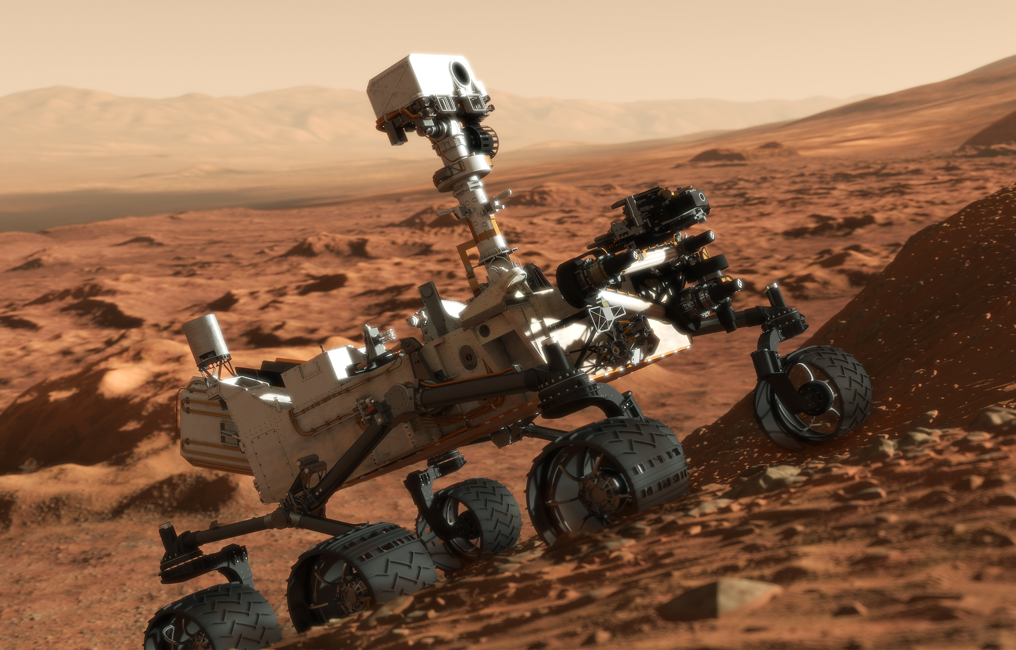 Mars Rover Landing a Success—What Happens Now?