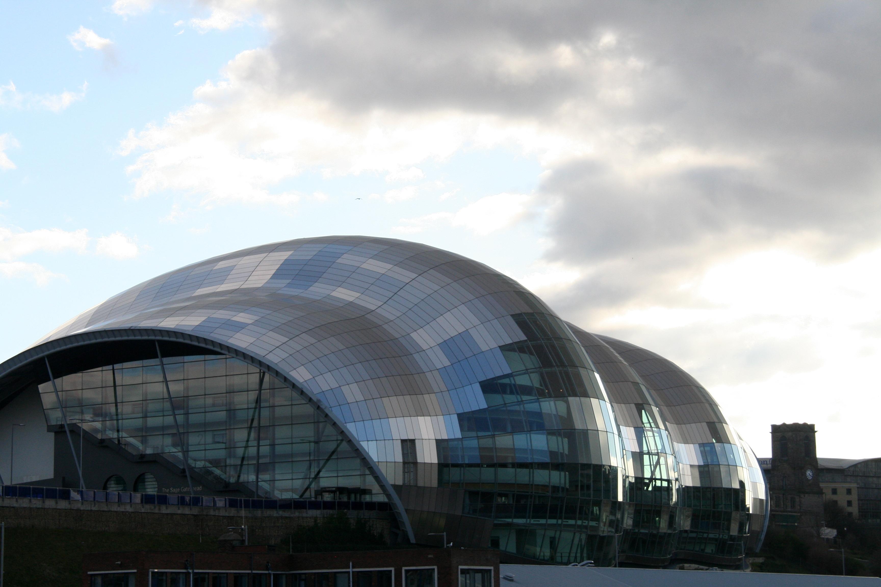 Curvy Gateshead – Travel with Intent