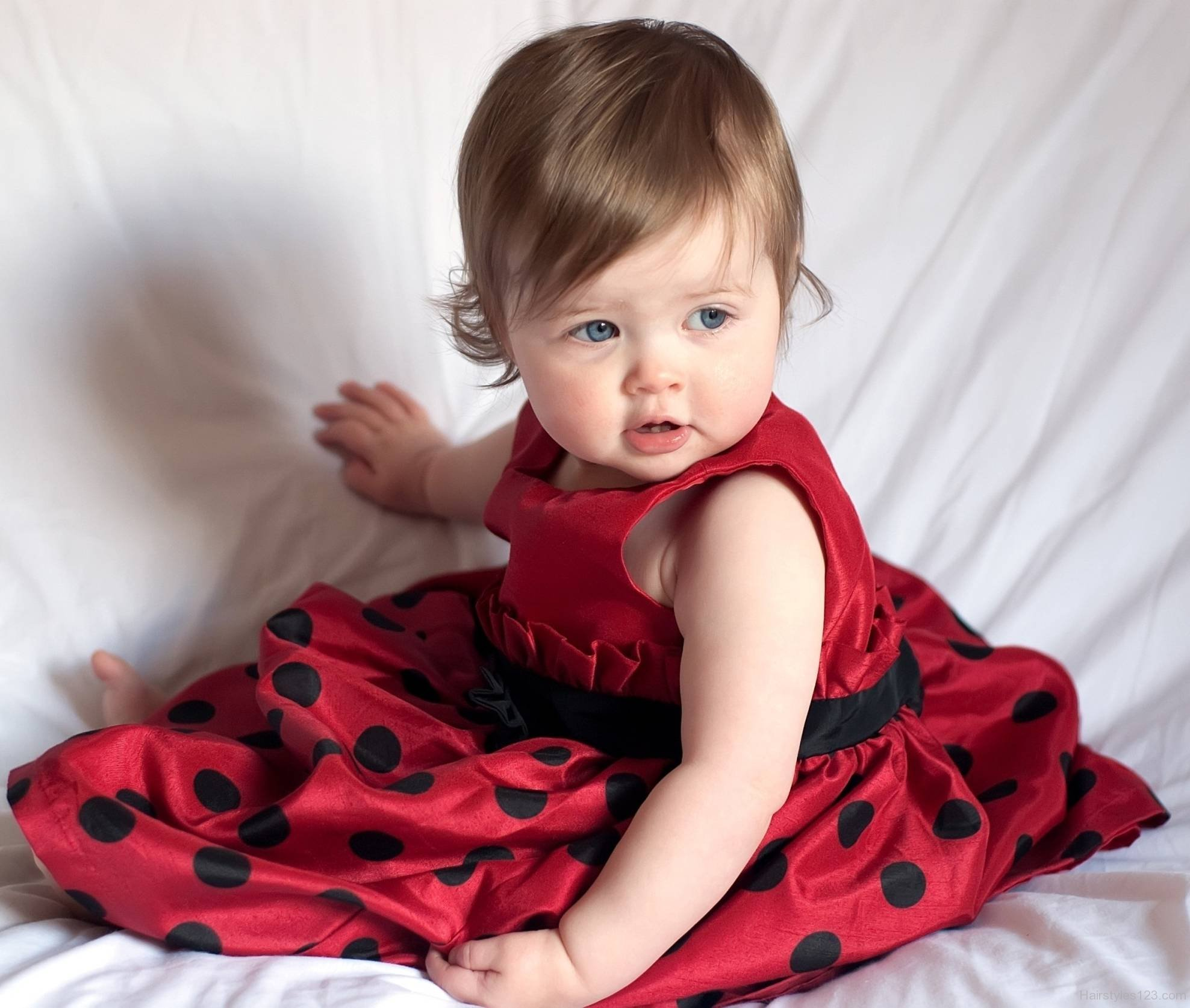 Cute Baby Hairstyle