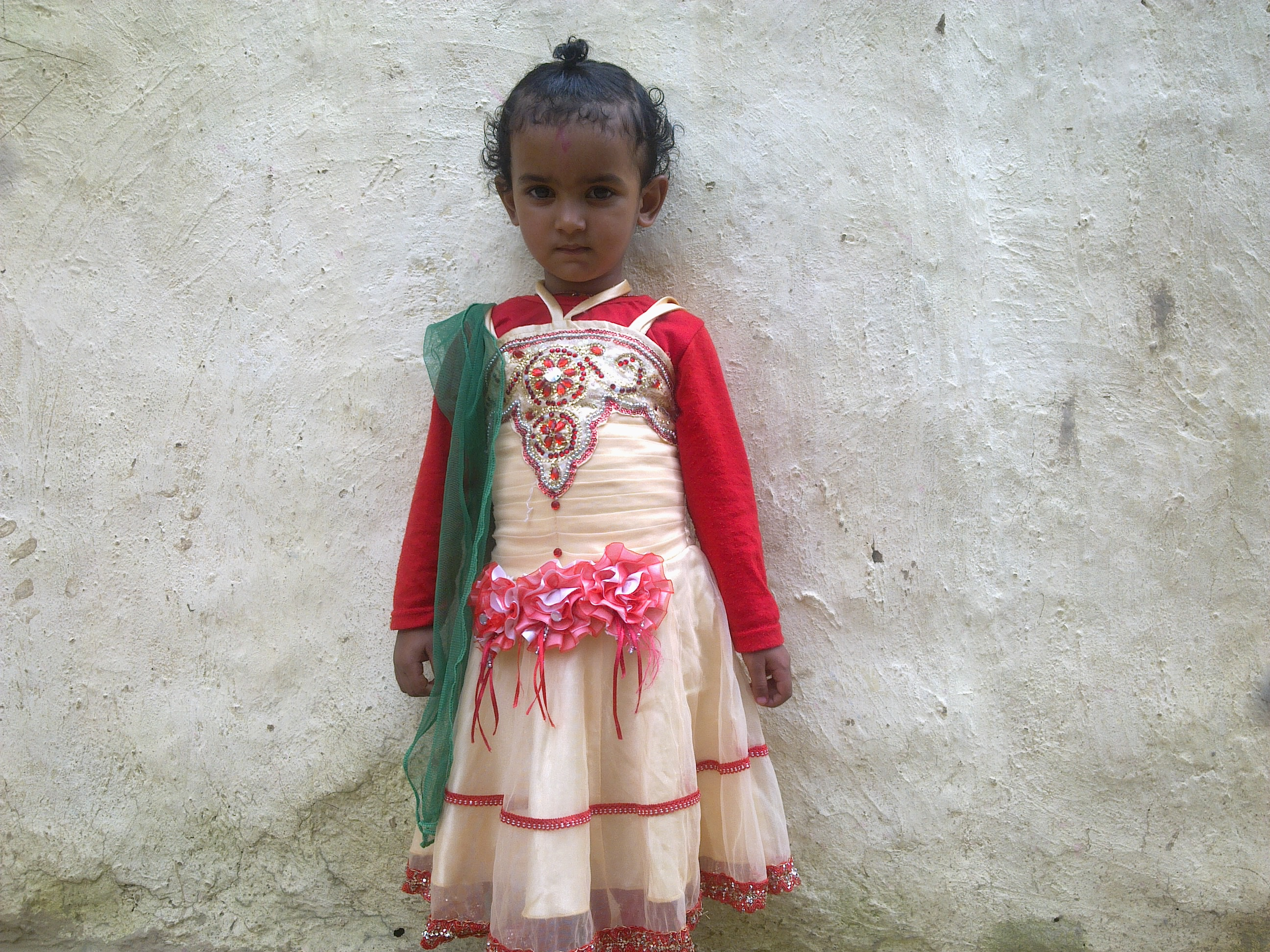 free photo: cute baby girl - girl, dress, cute - free download - jooinn
