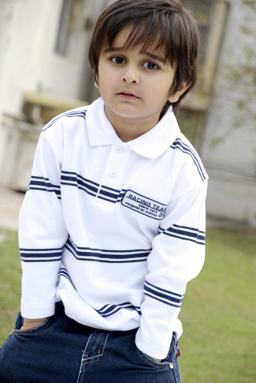 Cute boy photo