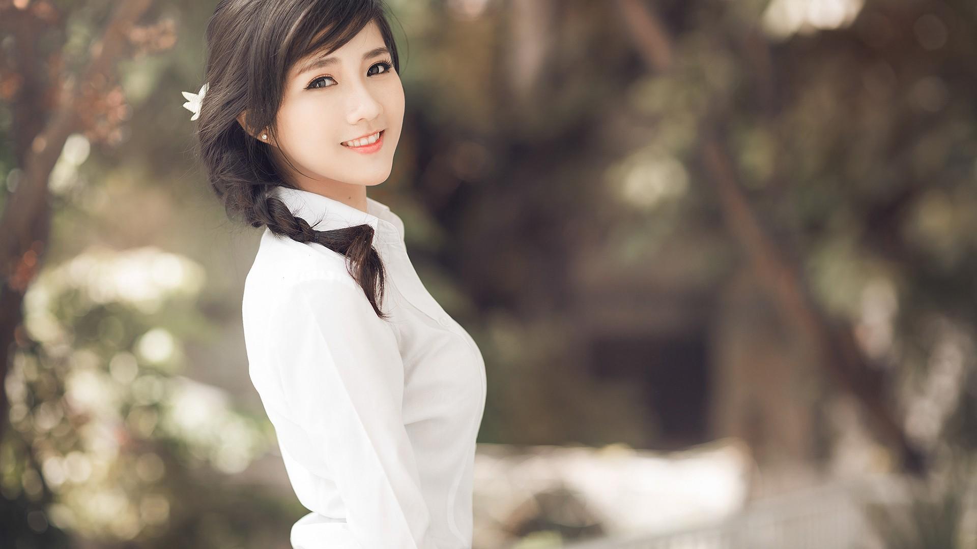 Cute girl photo