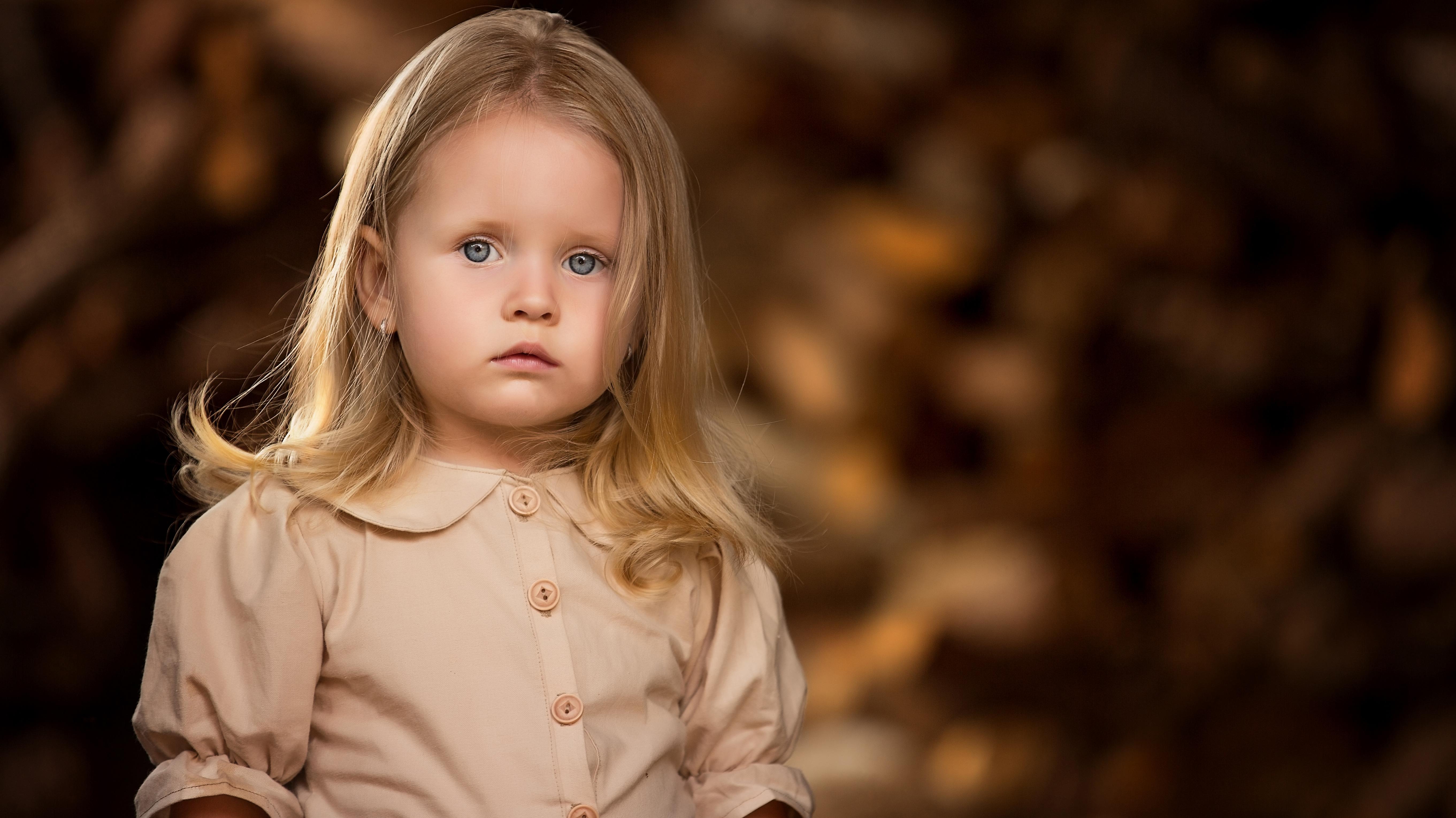 Wallpaper Cute kid, Girl, 5K, Cute, #8287