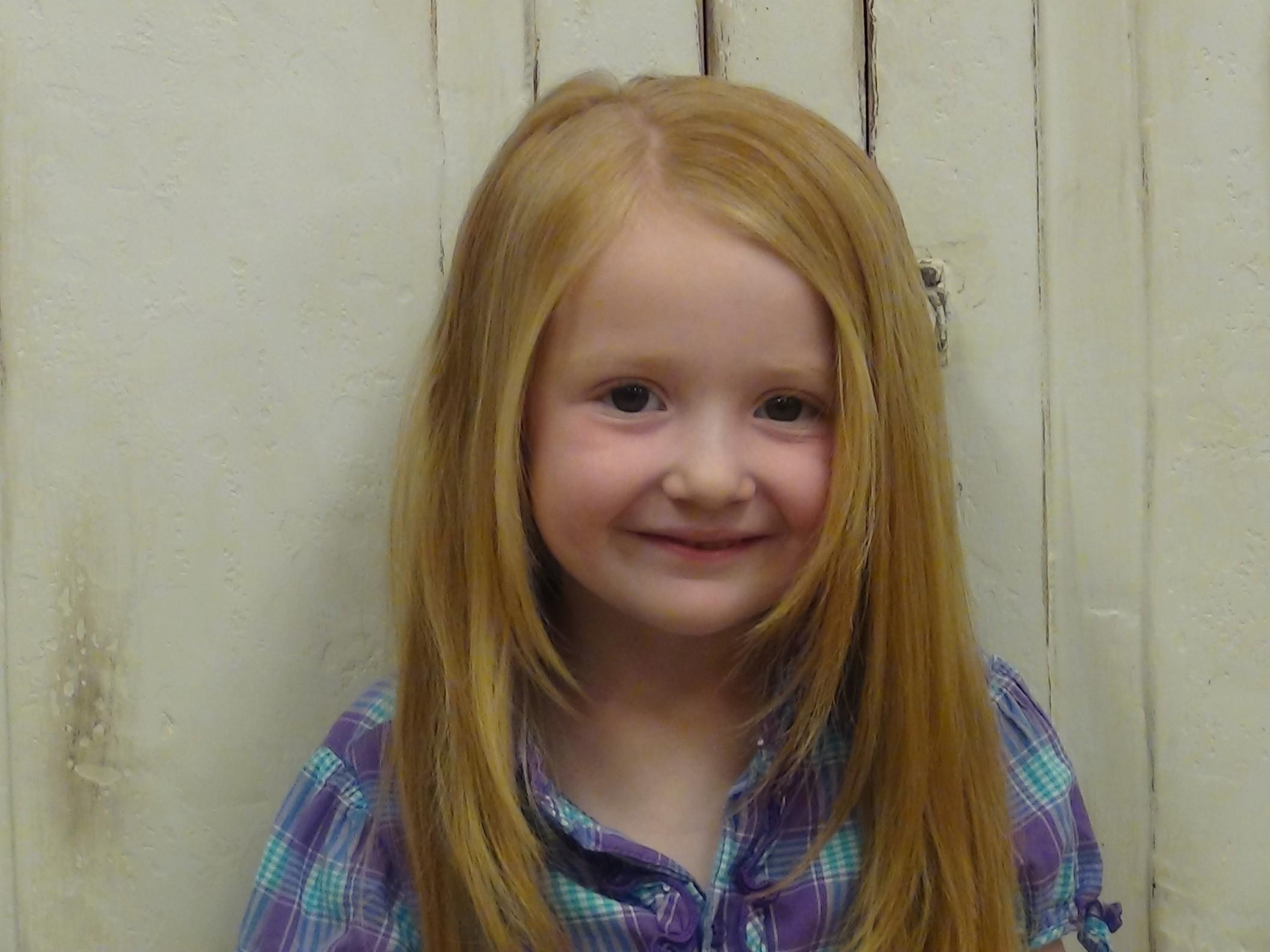 Cute Hairstyles : New Cute Kid Hairstyles Long Hair Photo On Design ...