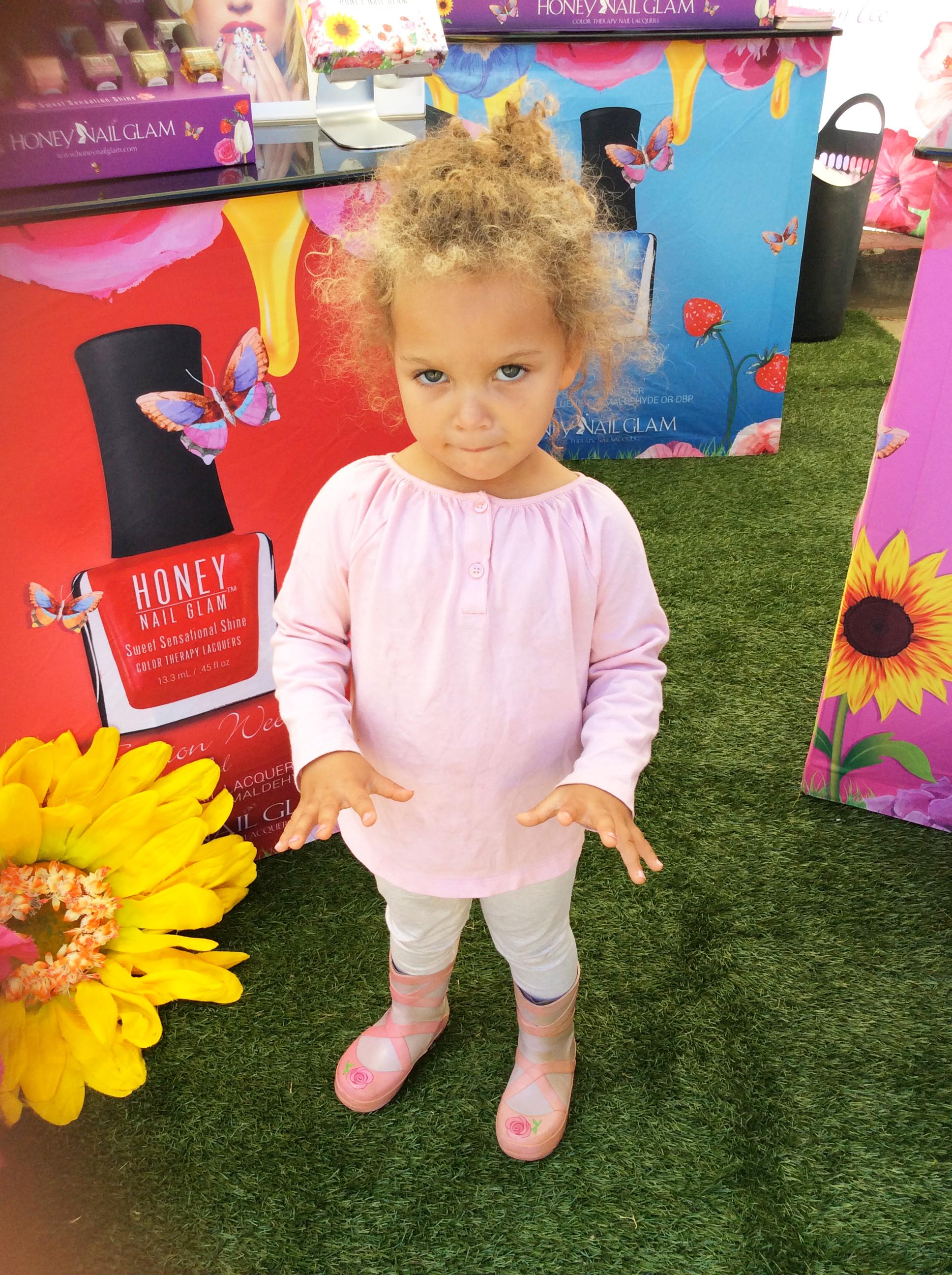 Cute Kid Moments, Abbott Kinney Festival, Pop Store Fun ...