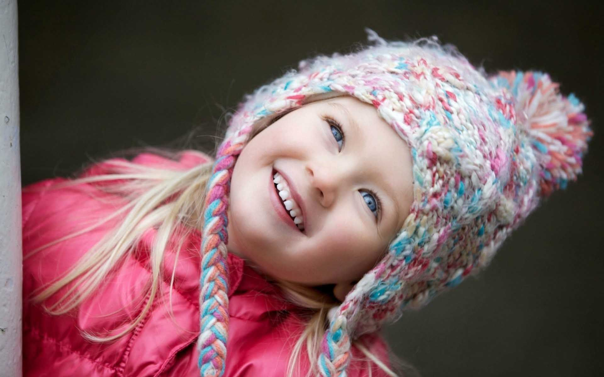 Mood Children Girl Smile Wallpaper | HD Cute Wallpapers for Mobile ...