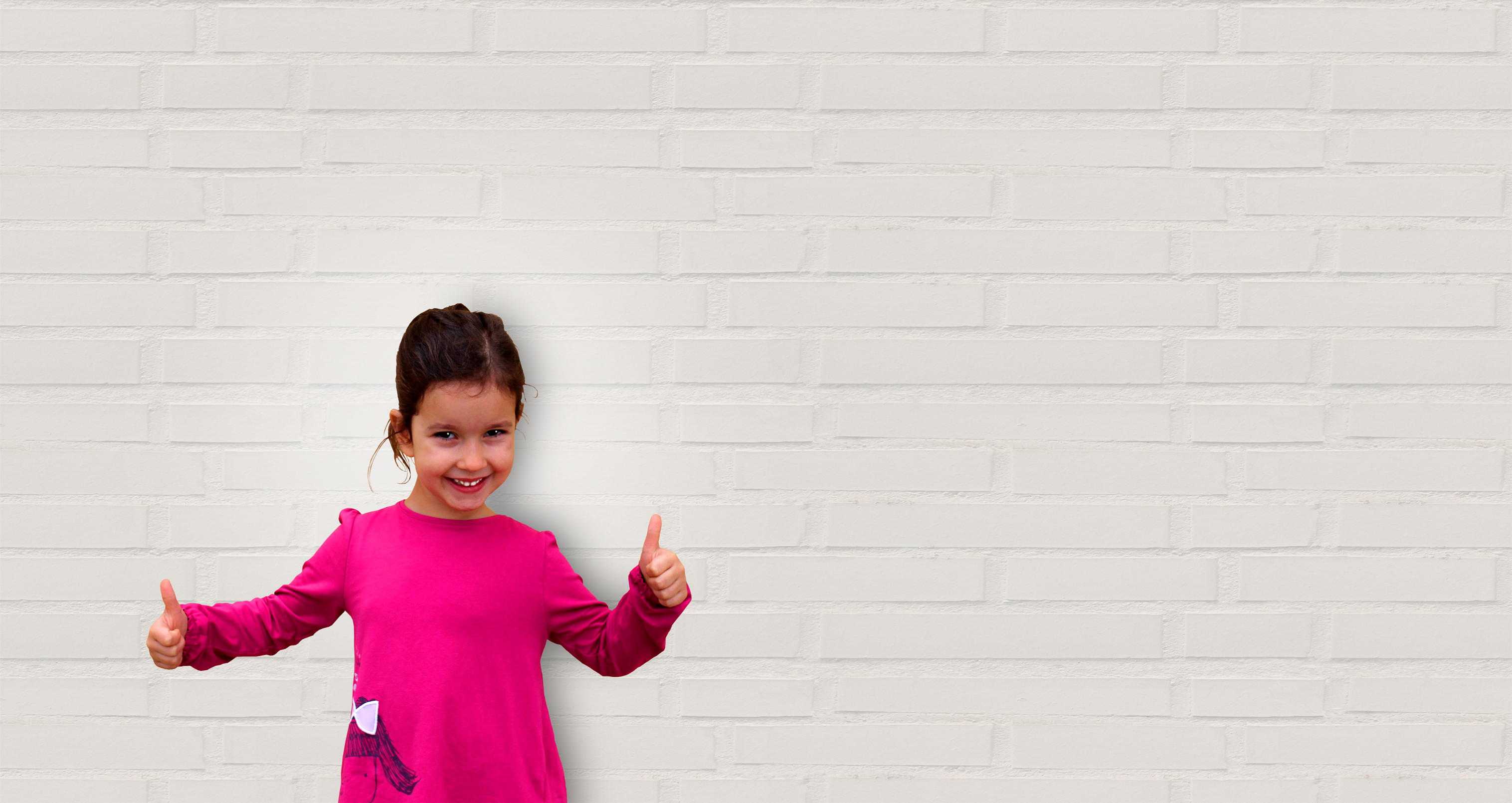 Cute Little Girl Showing Thumbs Up, Achievement, Person, Positivism, Positive, HQ Photo