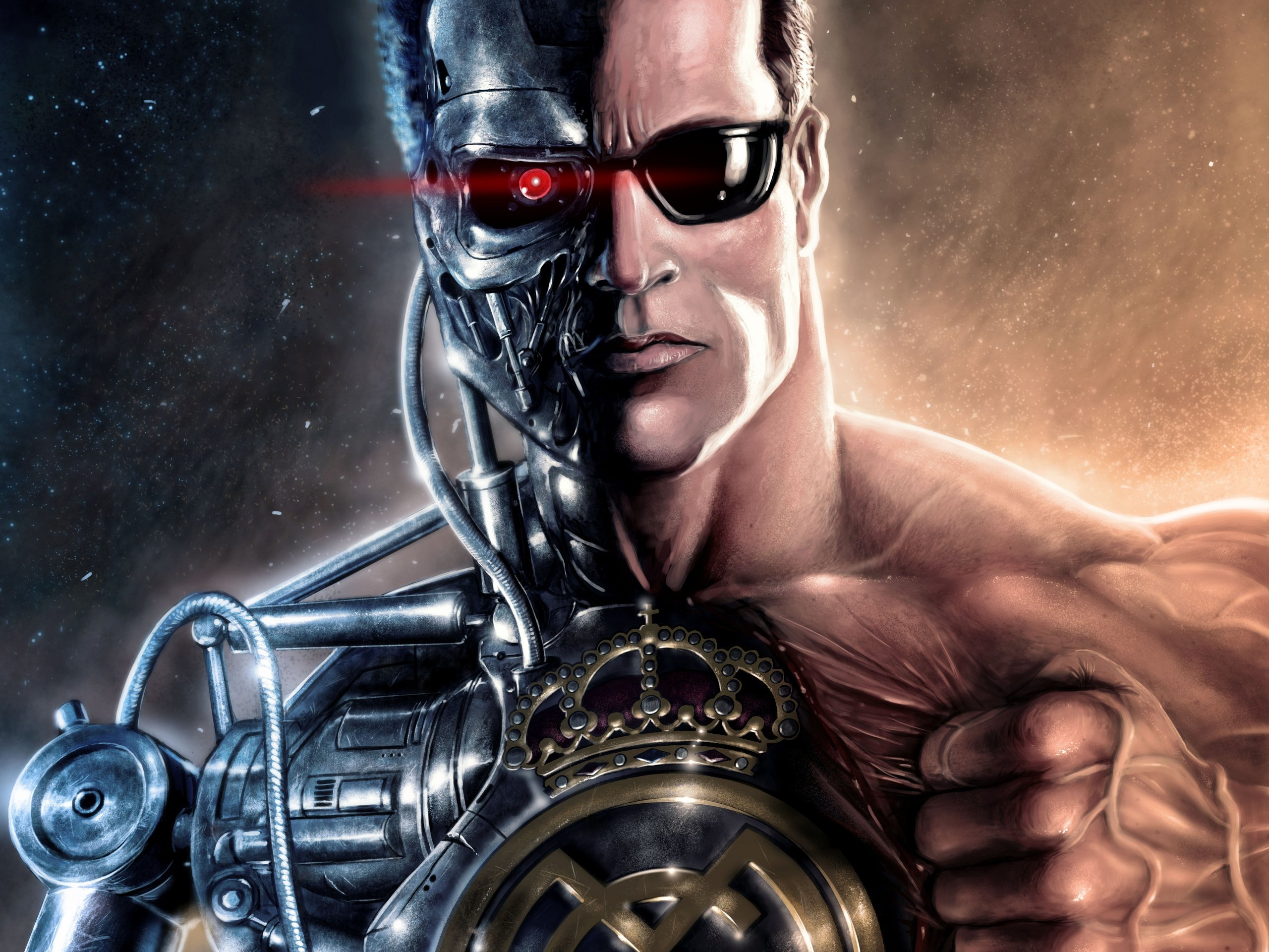 Cyborgs photo