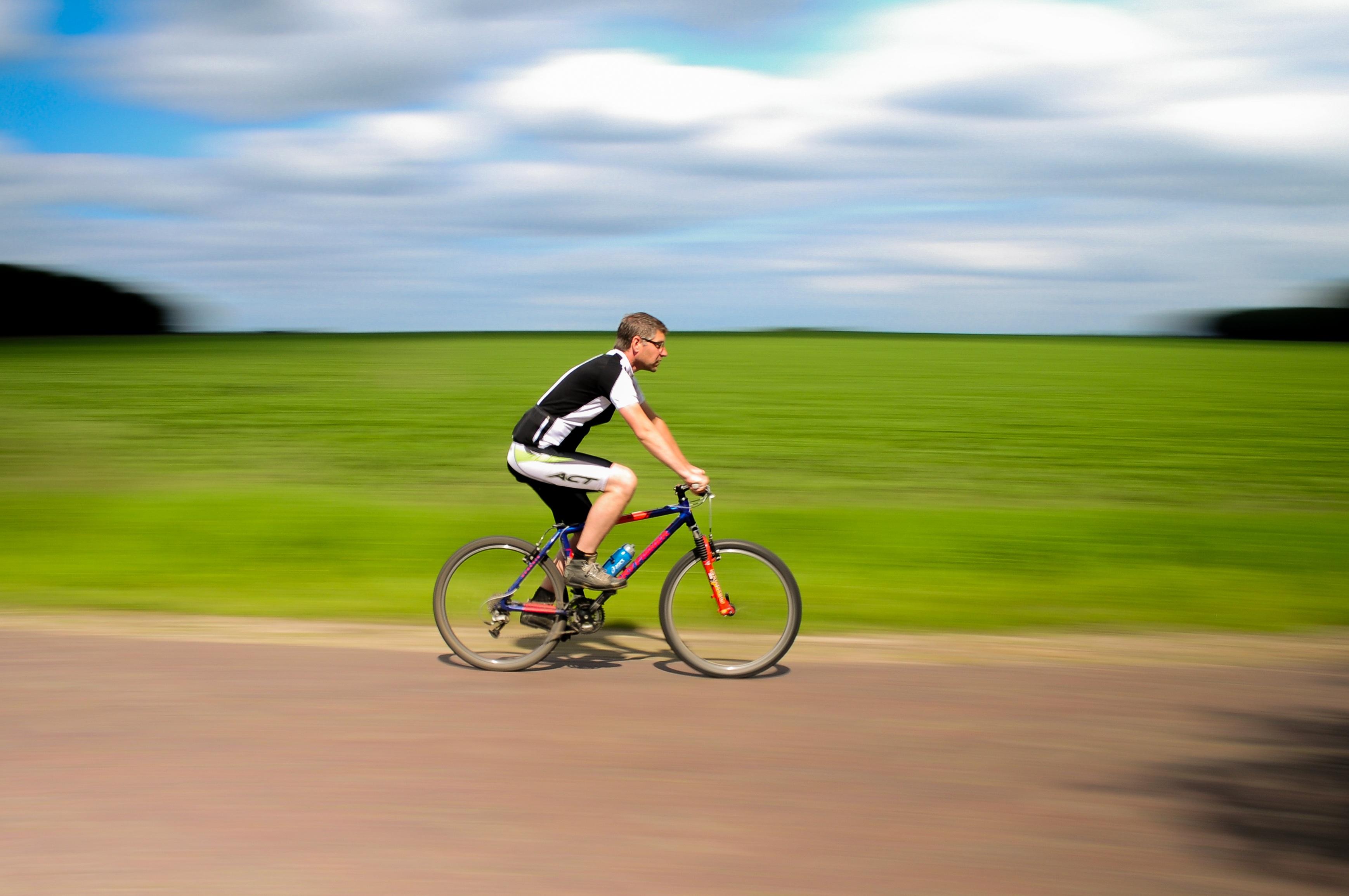 Cycle ride photo
