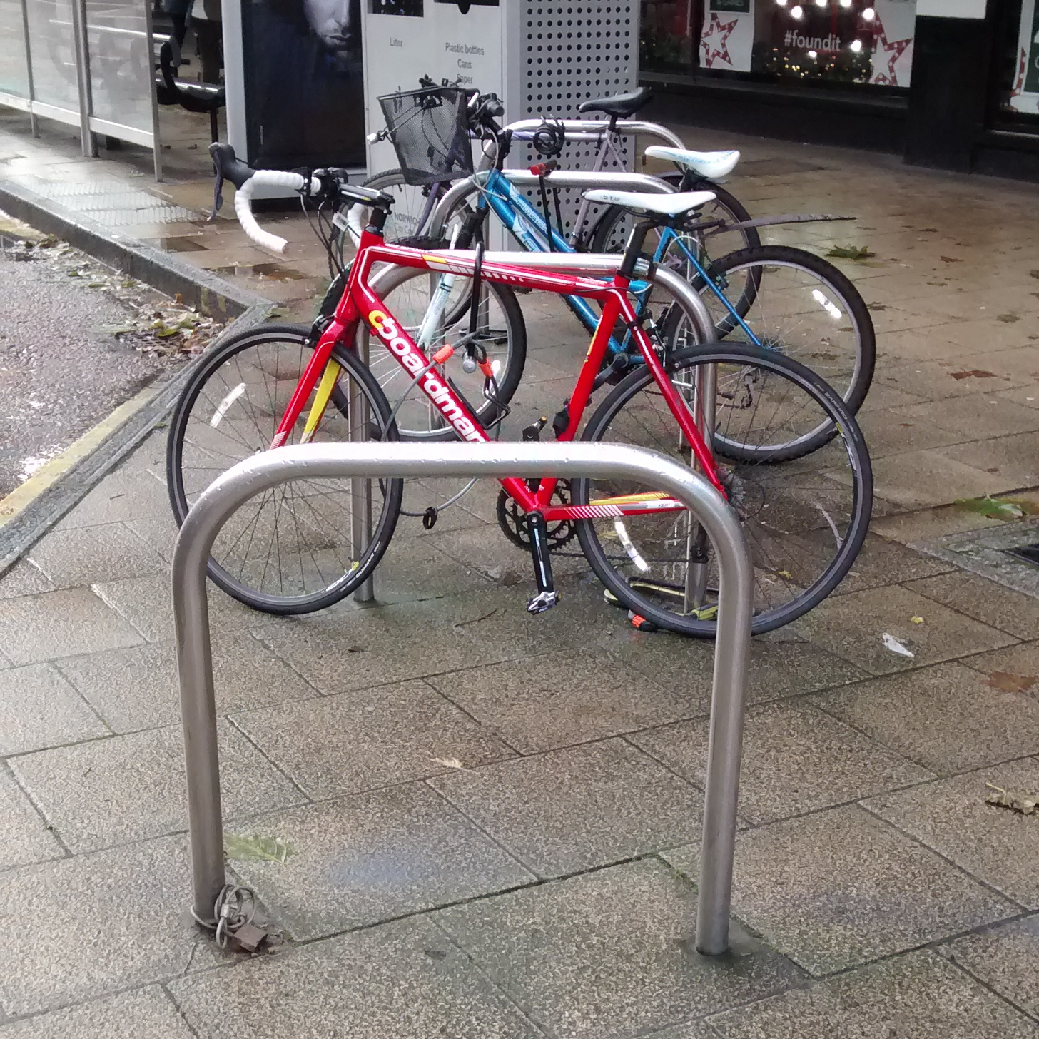 Survey: Cycle stands – Norwich Cycling Campaign