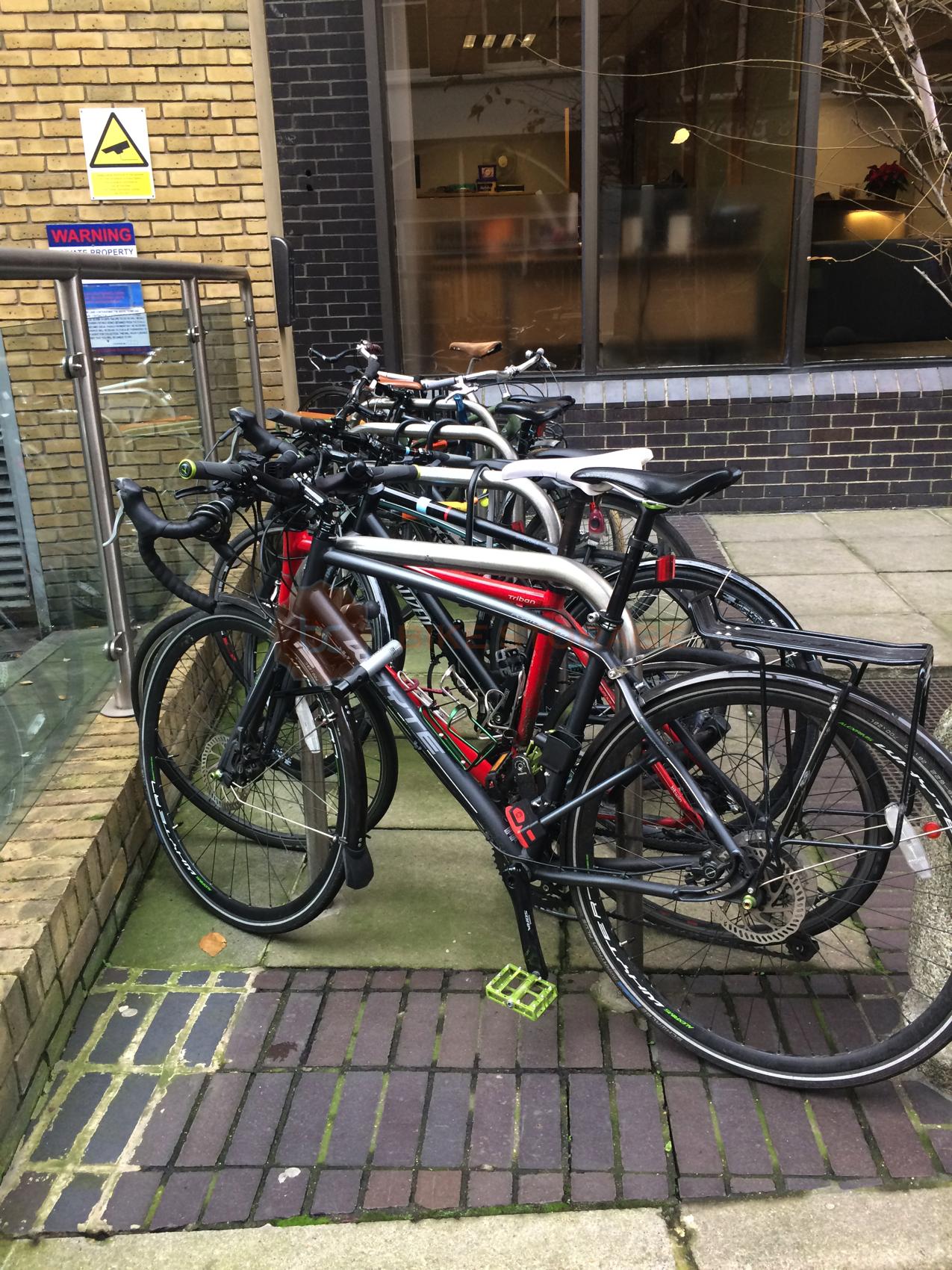 Sheffield Cycle Stand | The Bike Storage Company