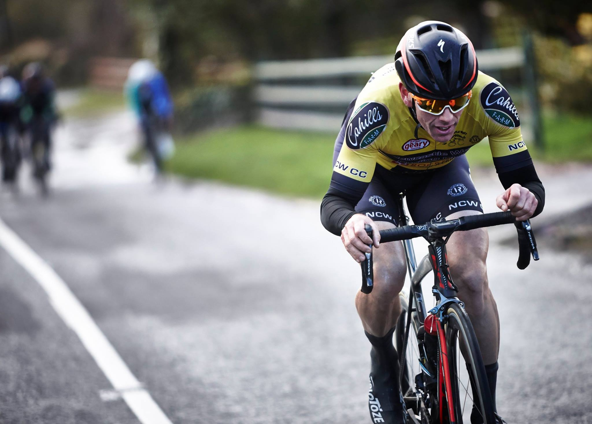 The training regime turning once overweight hurler into top cyclist ...