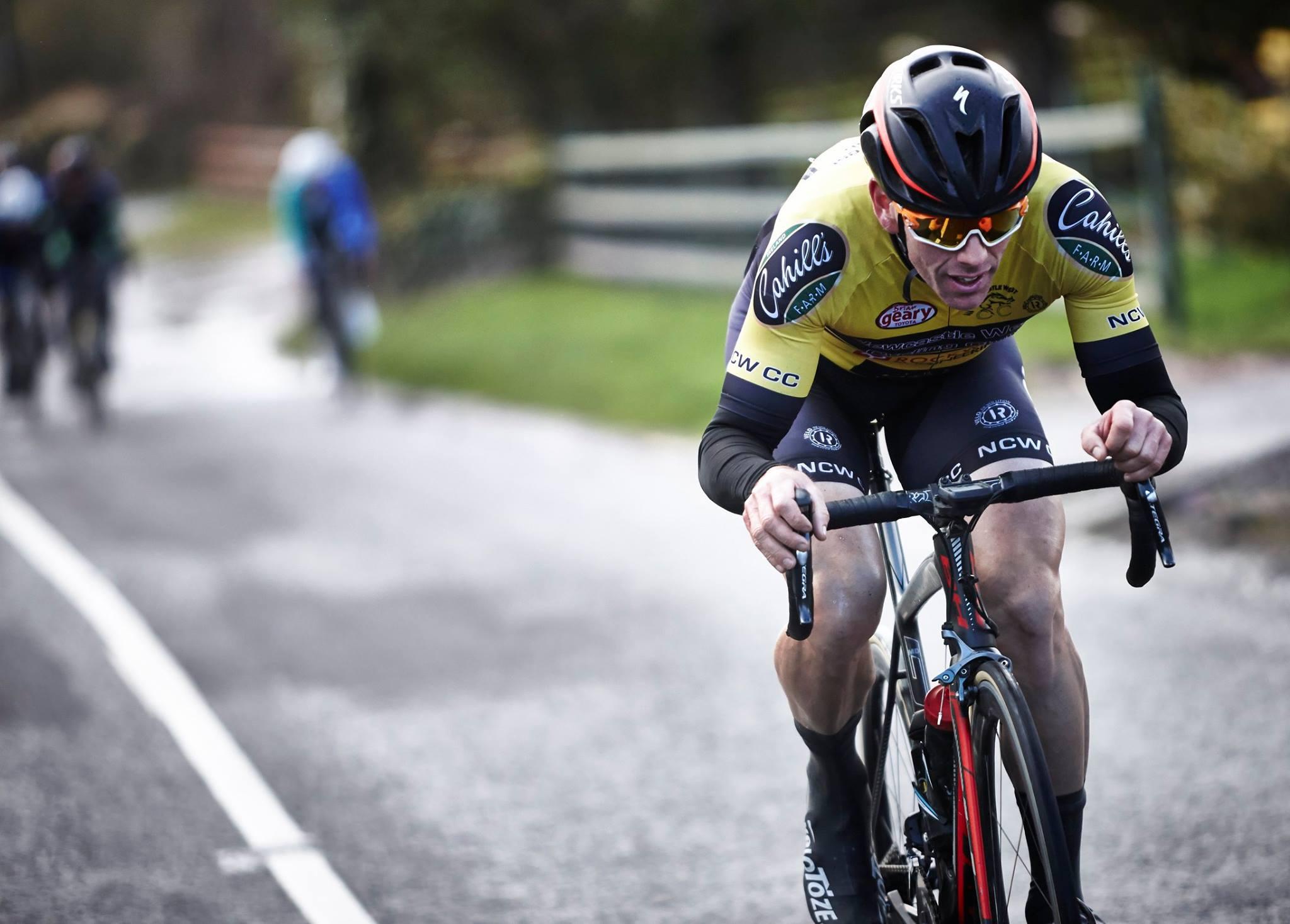 Cyclist photo
