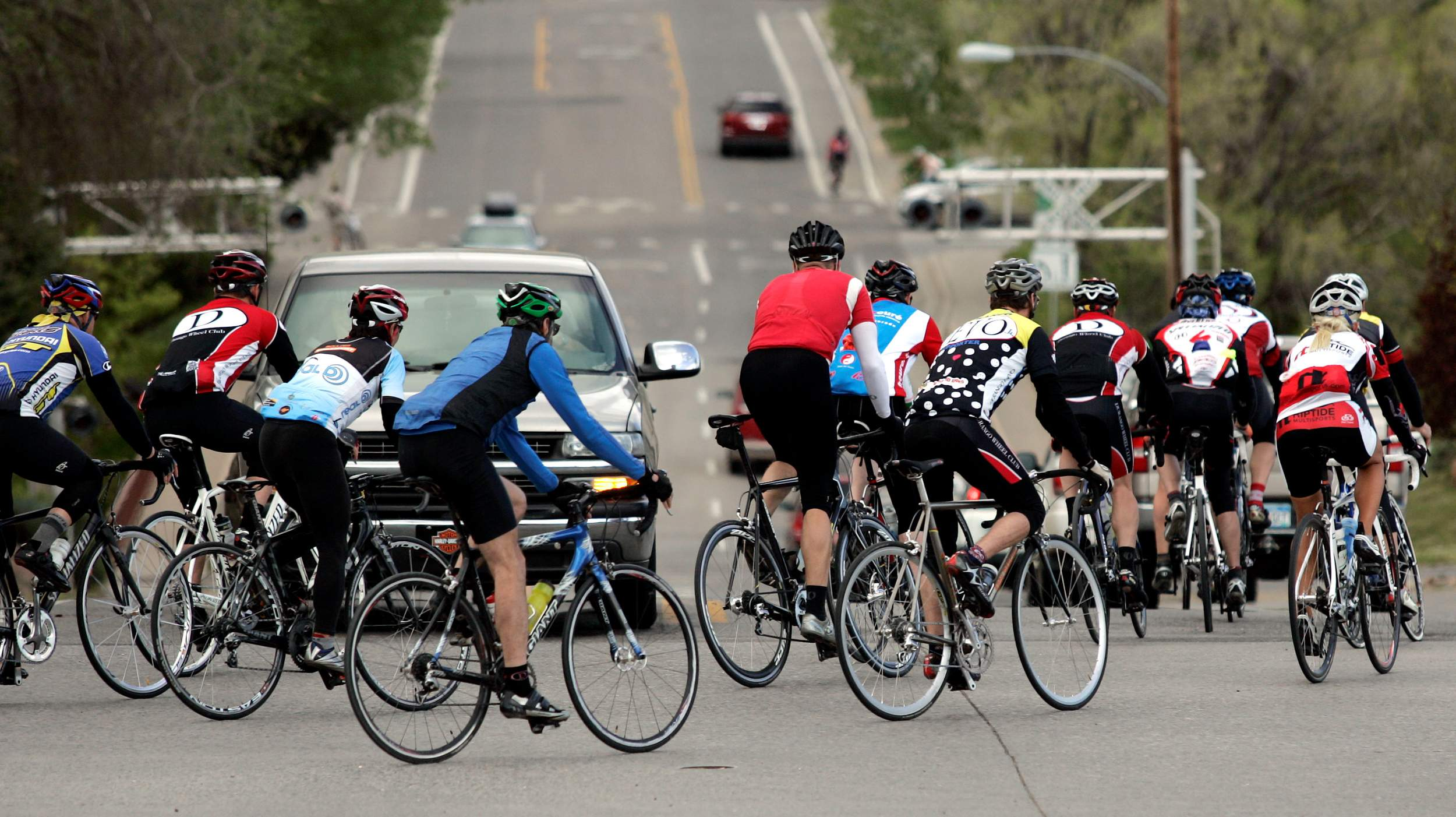 Cyclist-driver conflicts ramp up with warmer weather