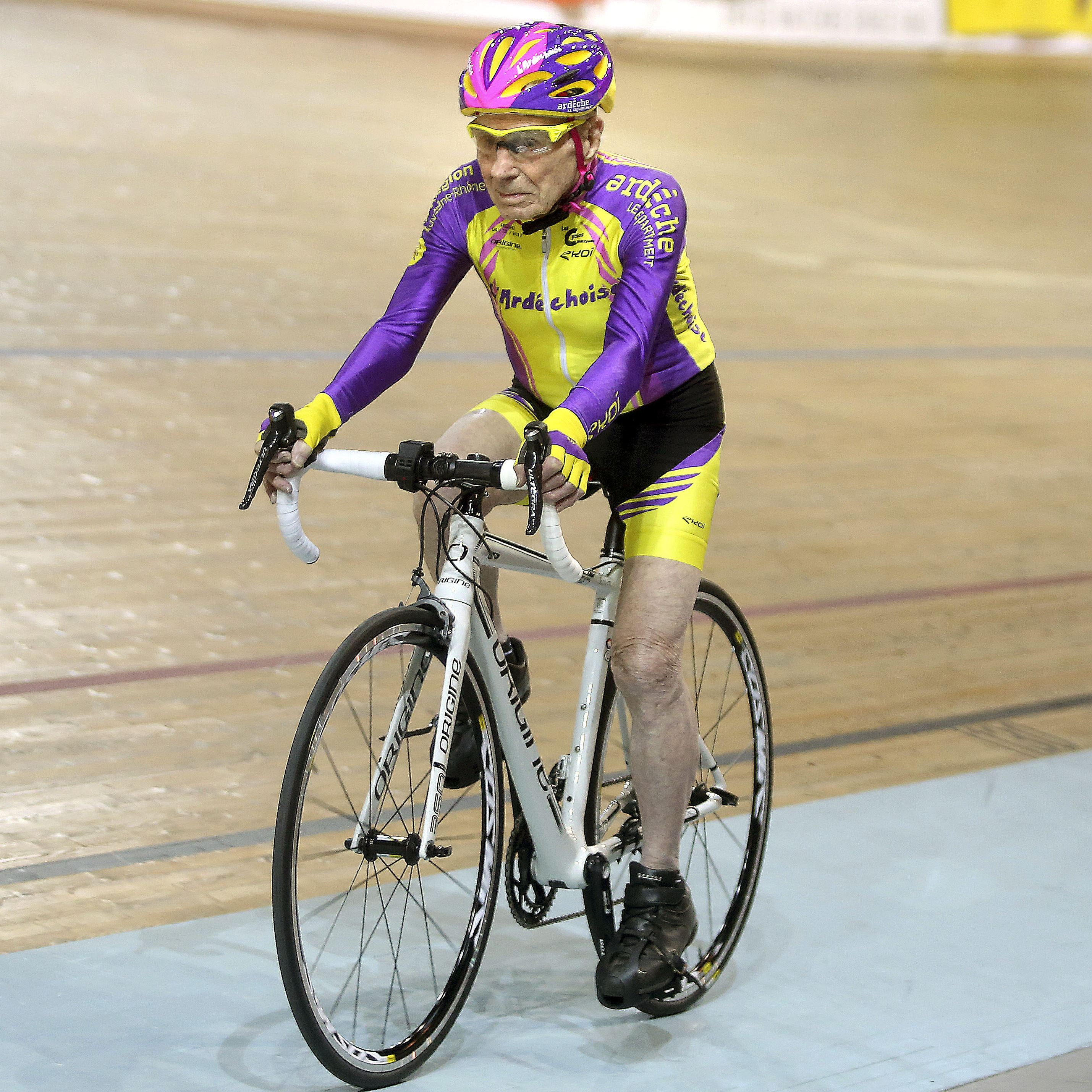 Lessons on aging well, from a 105-year-old cyclist | Pittsburgh Post ...